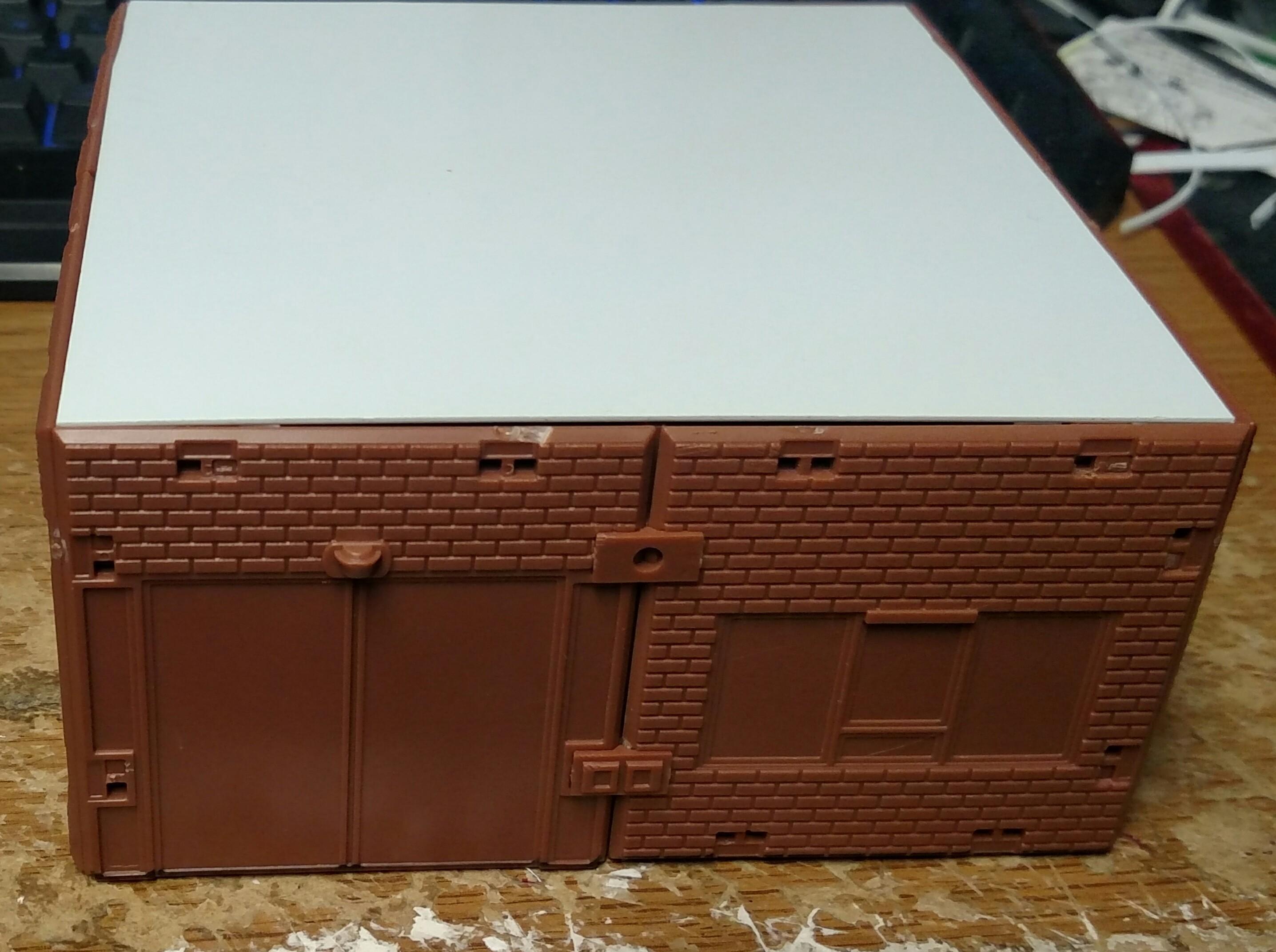 Brick, Mantic, Mars Attacks, Modern, Terrain
