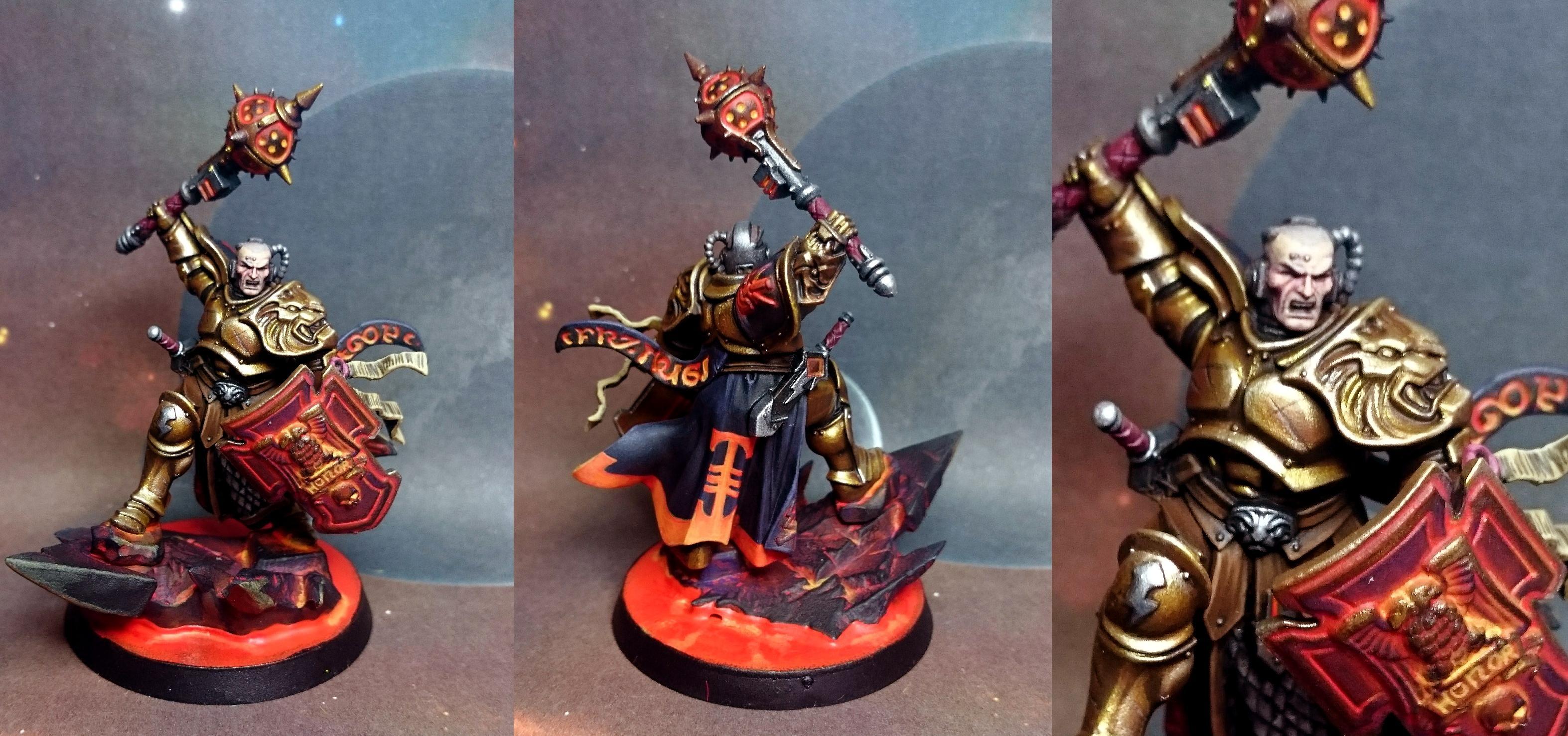Inquisitor, Lava, Stormcast Eternals, Stormcast Eternals Conversion