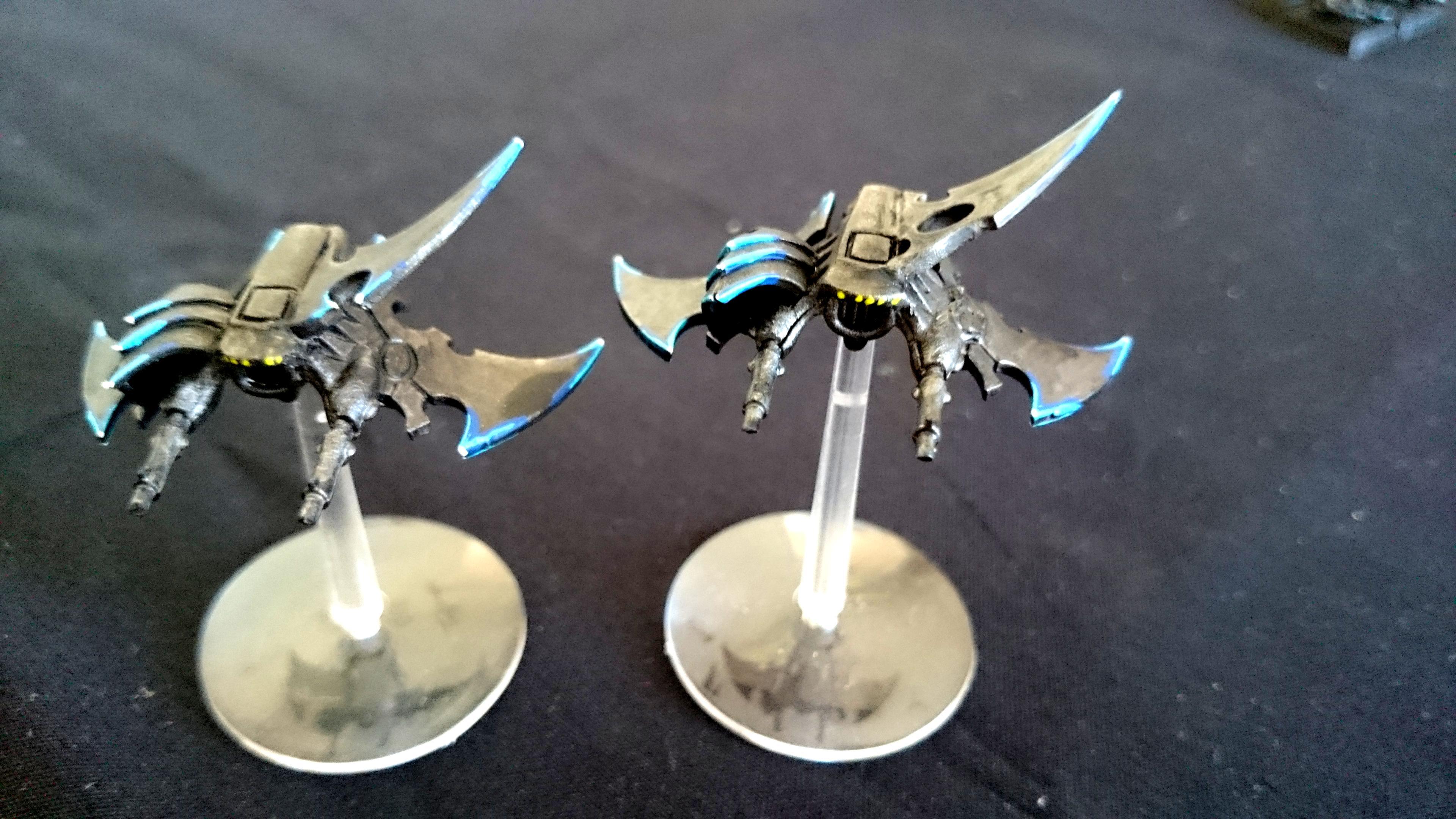 Battlefleet Gothic, Dark Eldar, Escorts
