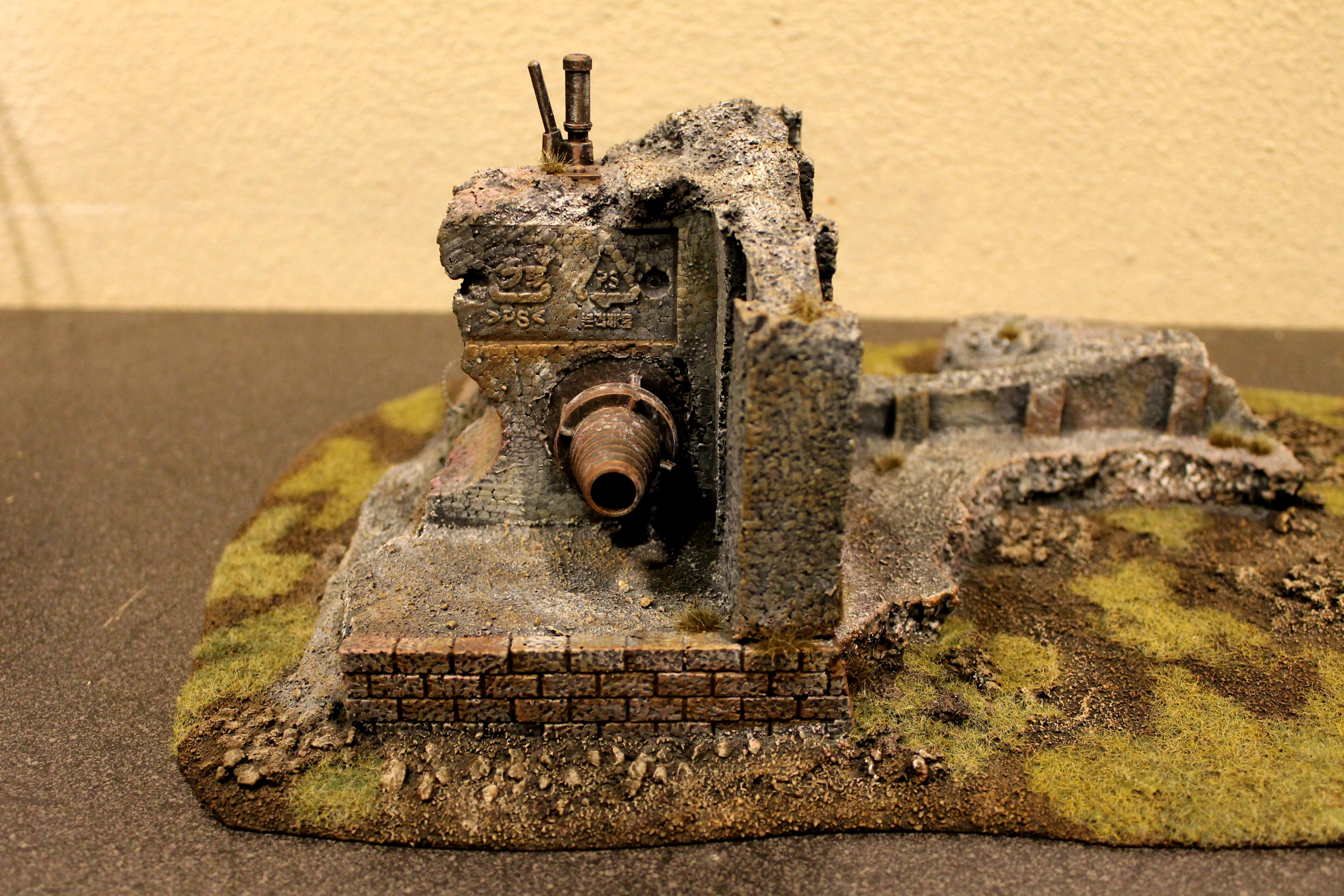 Cities, Cities Of Death, Death, Factory, Foam, Stone, Stronghold, Terrain
