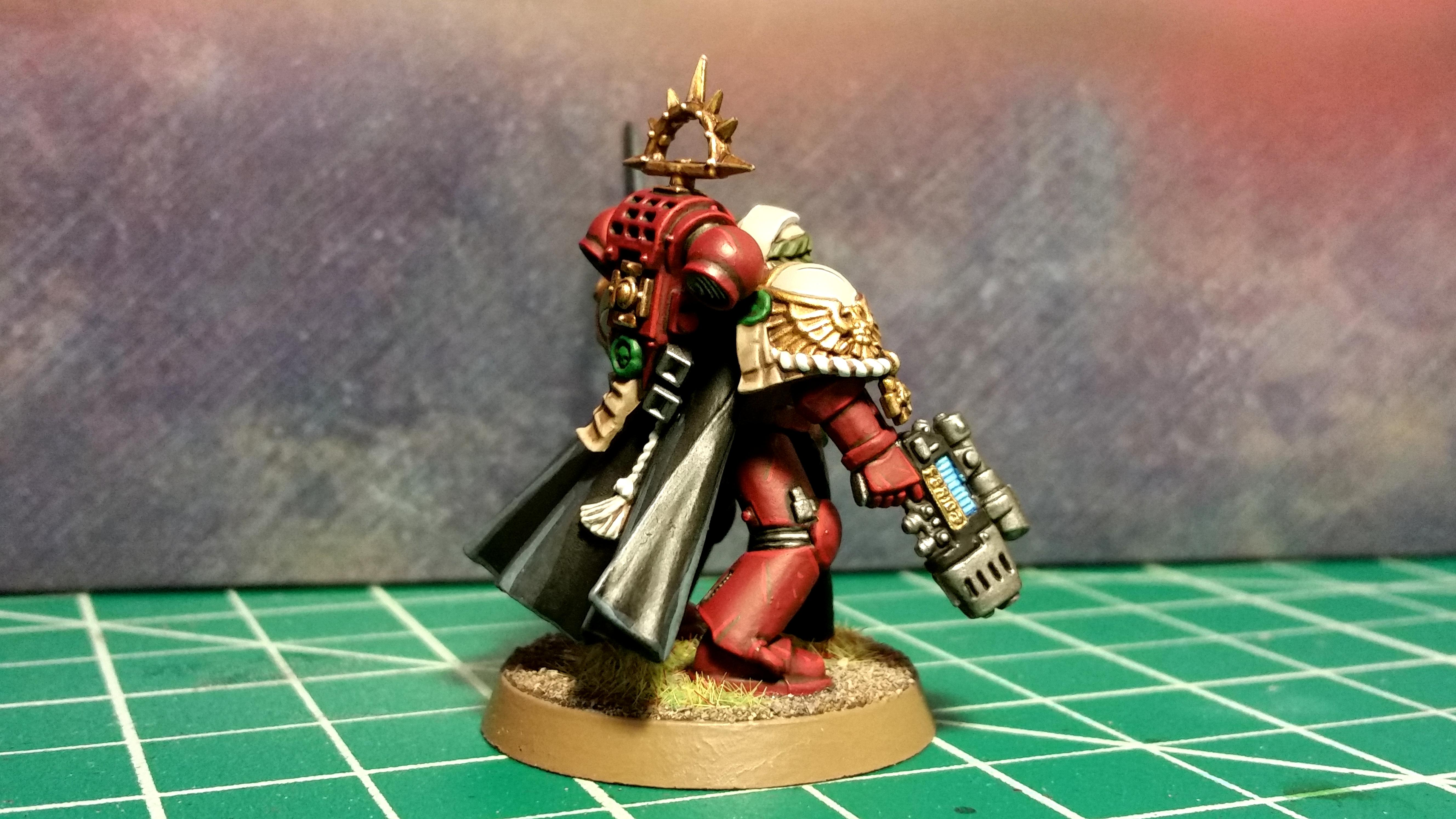 Blood Ravens, Space Marines