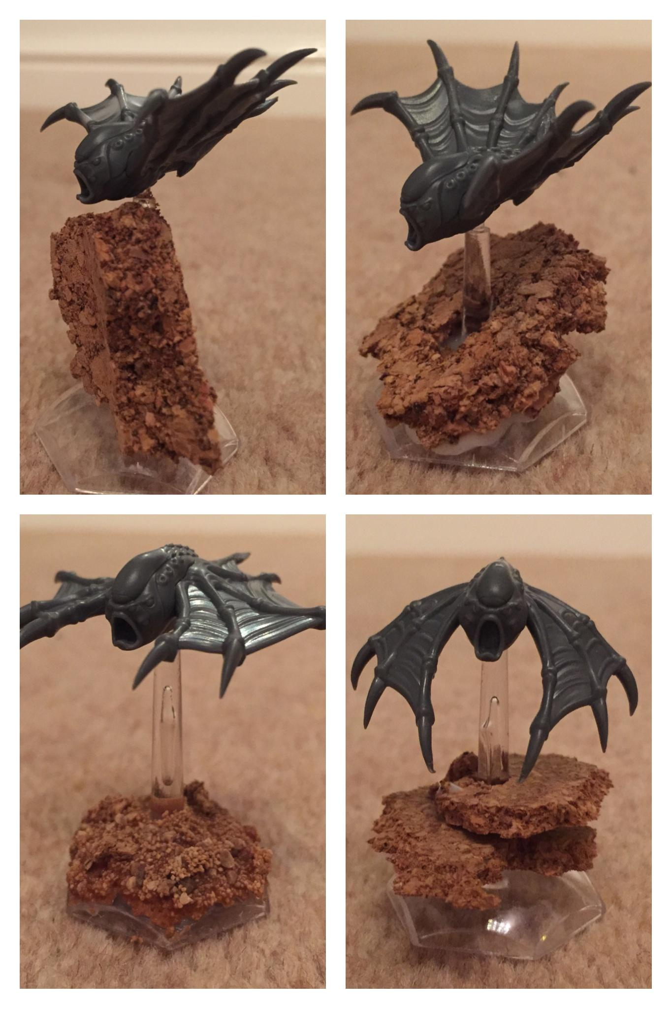 Minnows bases WIP