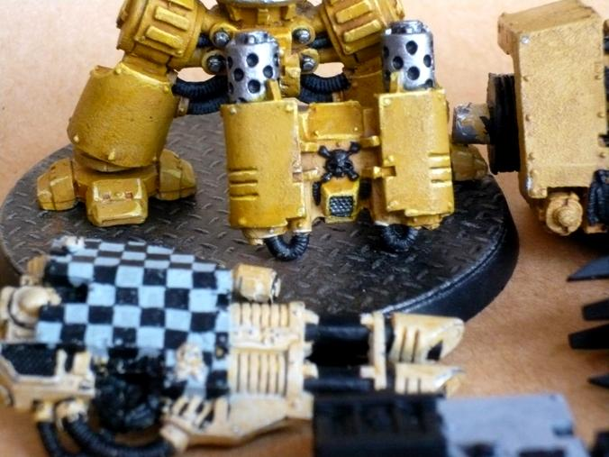 Badab, Dreadnought, Lamenters