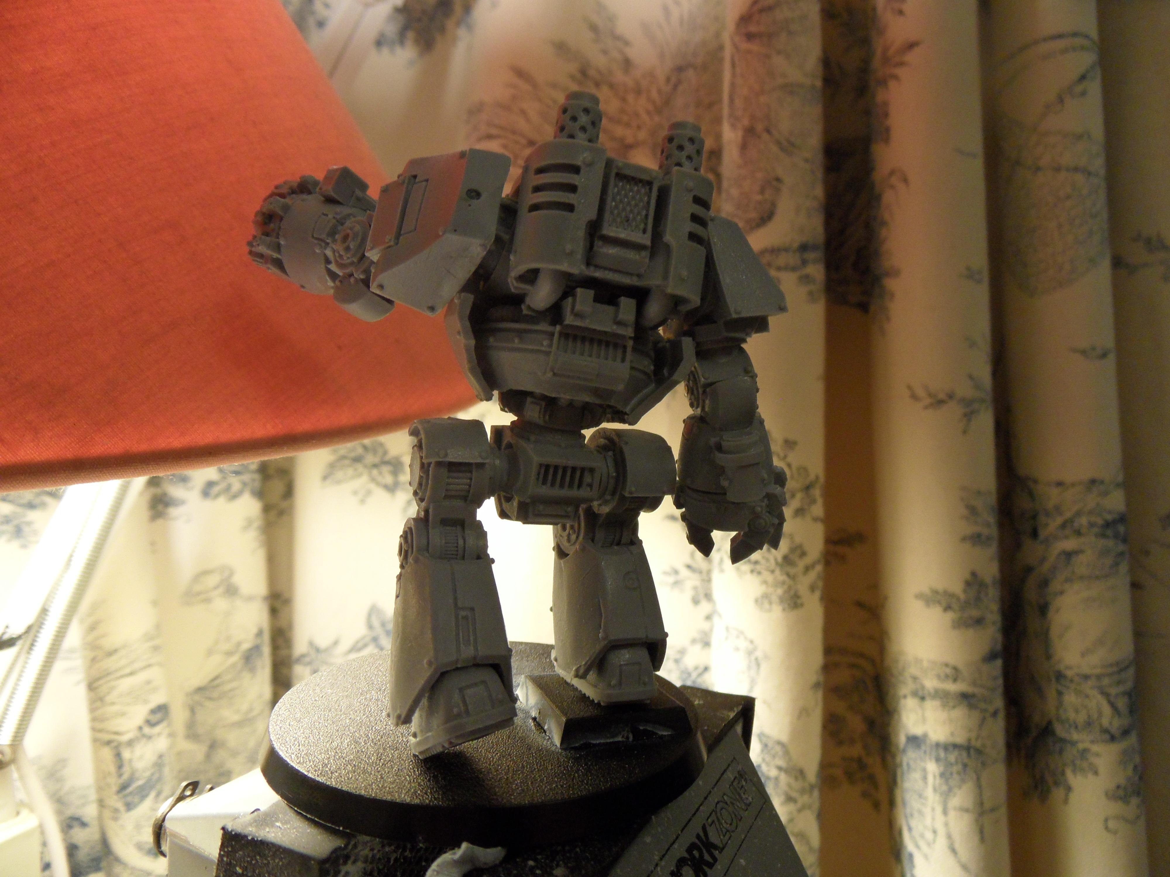 Contemptor, Dreadnought, Forge World