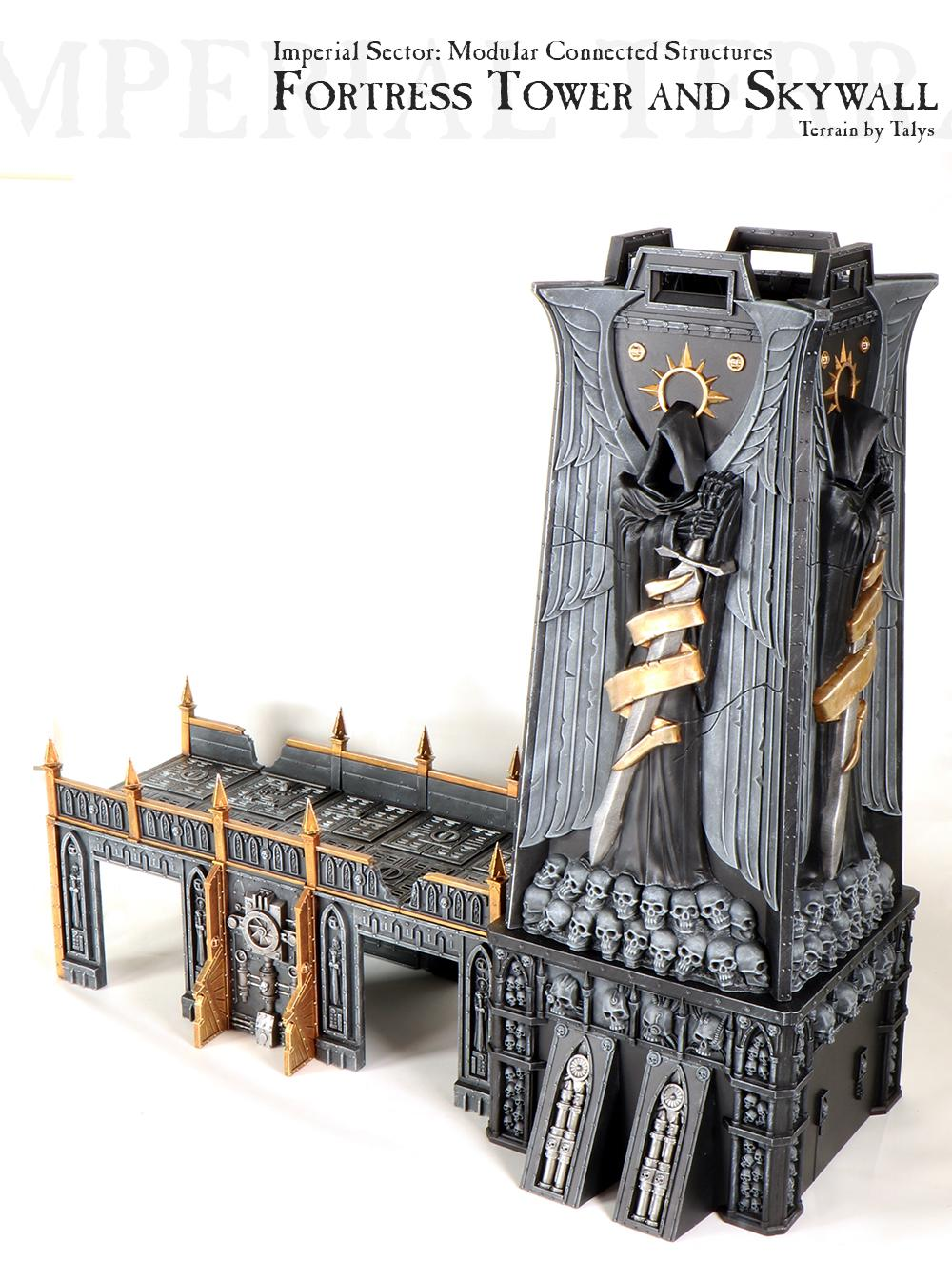 Fortress Of Redemption, Terrain