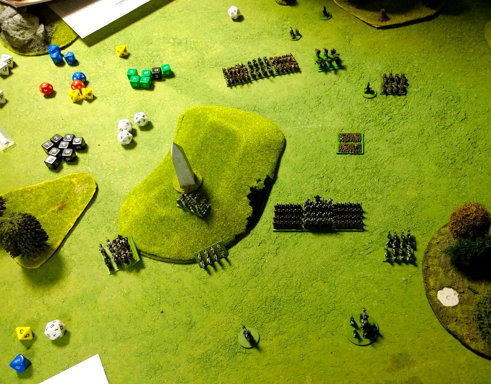 10mm, Elves, Game, Mayhem, Skaven, Warhammer Fantasy, Warmaster