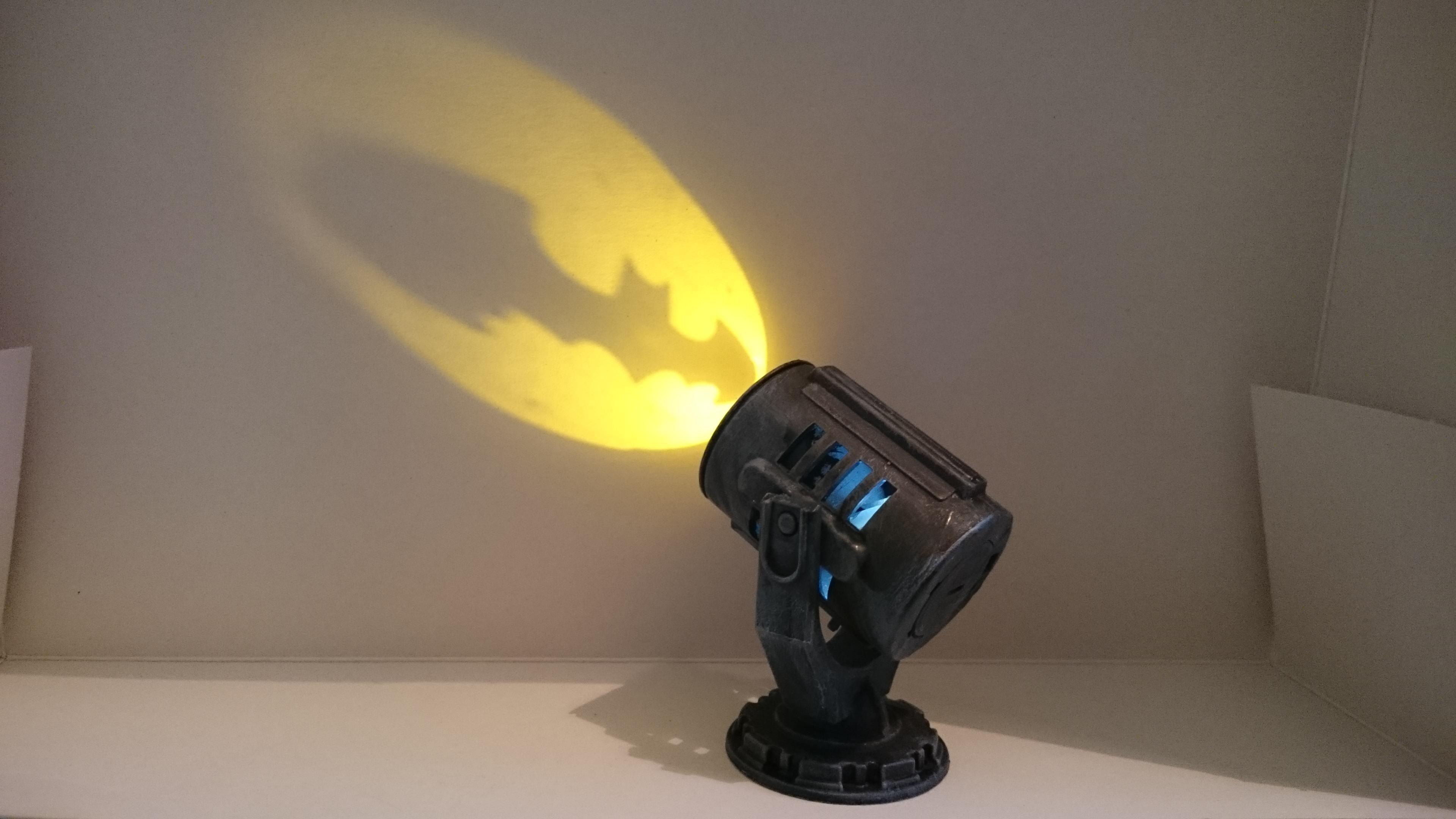 Batman, Batsignal, Bmg, Dcu, Dcumg, Illumination, Knight Models
