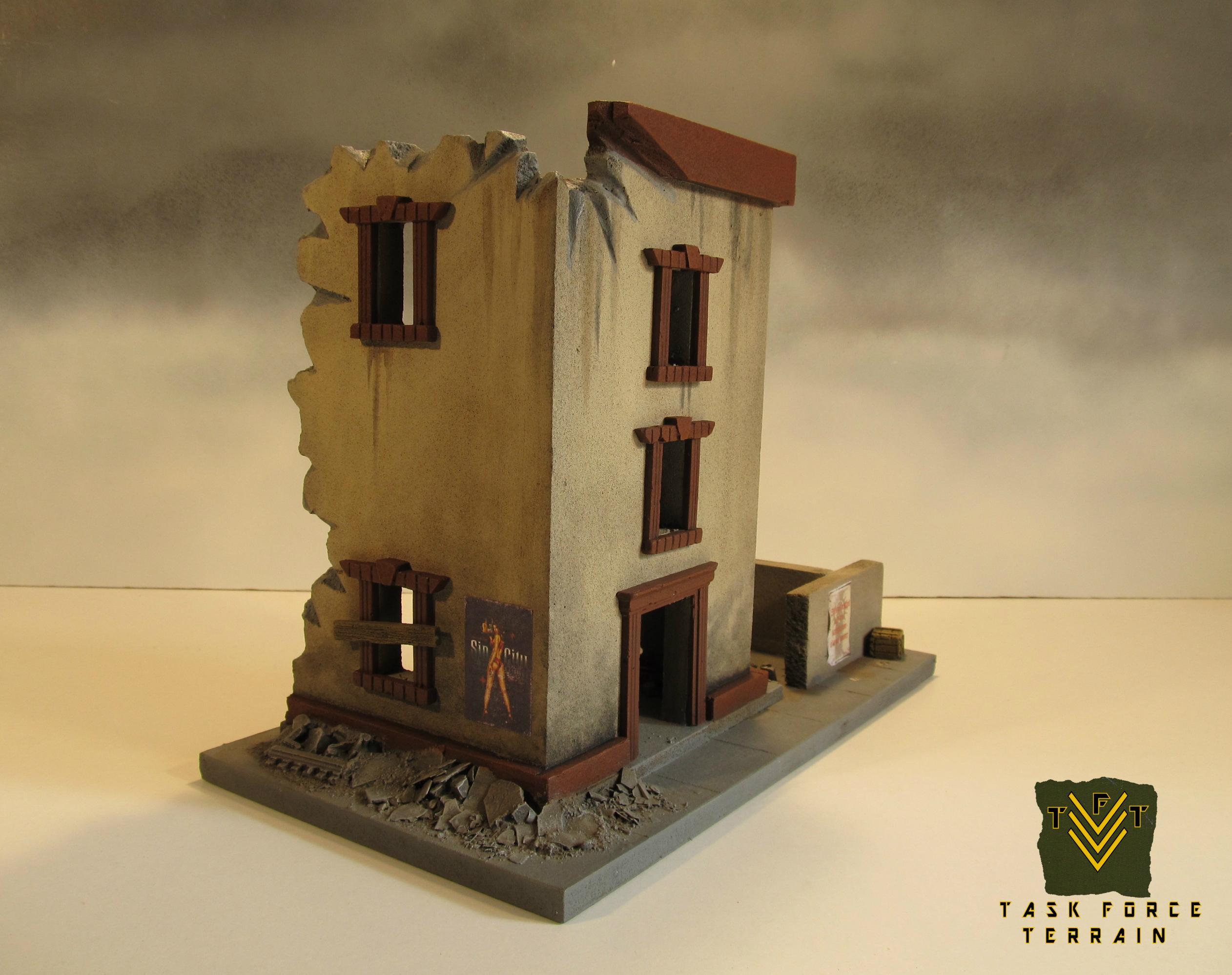 40k Buildings, 40k Terrain, Terrain, Warhamer40k, Warhammer 40,000, Warhammer Fantasy