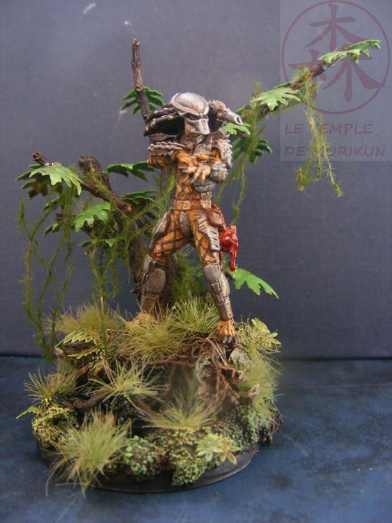 Avp, Morikun, Plasmacaster Predator, Prodos