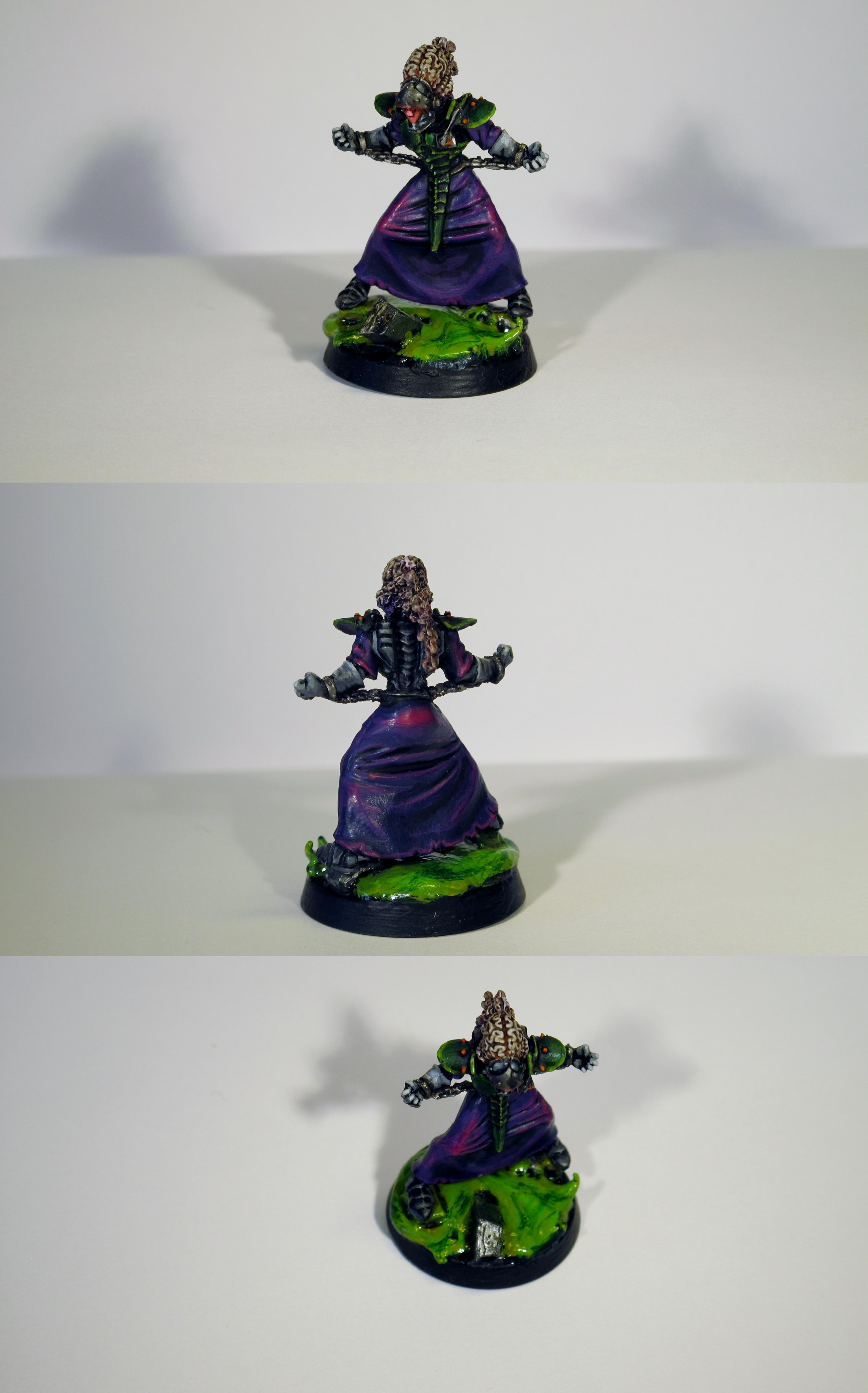 Dark Eldar, Headquarters, Medusae, Toxic