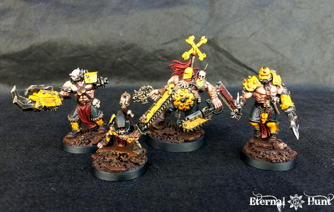 Conversion, Cyborg, Gang, Gladiator, Inq28, Inquisimunda, Inquisitor, Inquisitor 28, Kitbash, Mutant, Necromunda, Pitslave, Twist, Warhammer 40,000