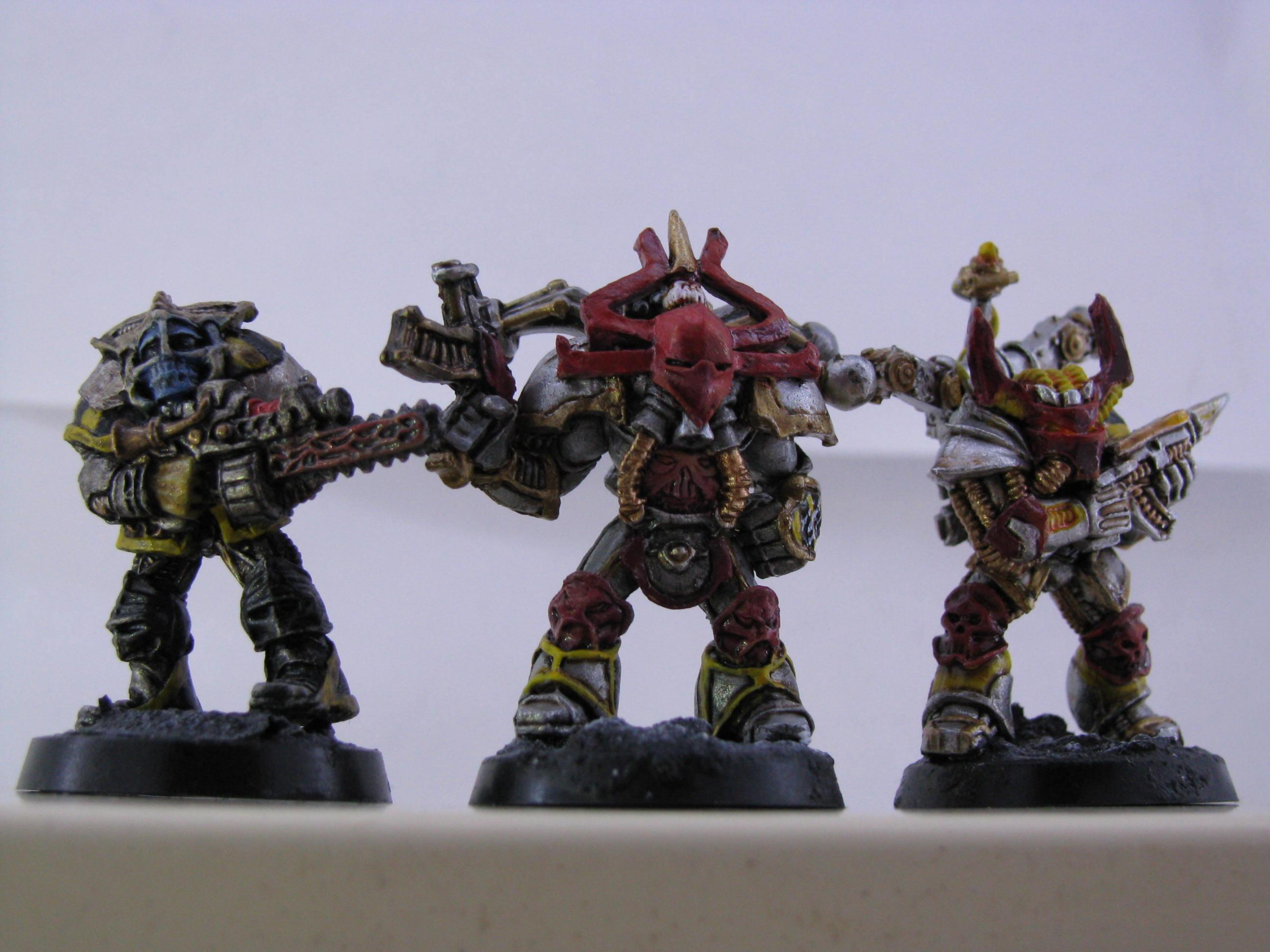 Chaos, Iron Warriors, Oldhammer, Rogue Trader, Space Marines
