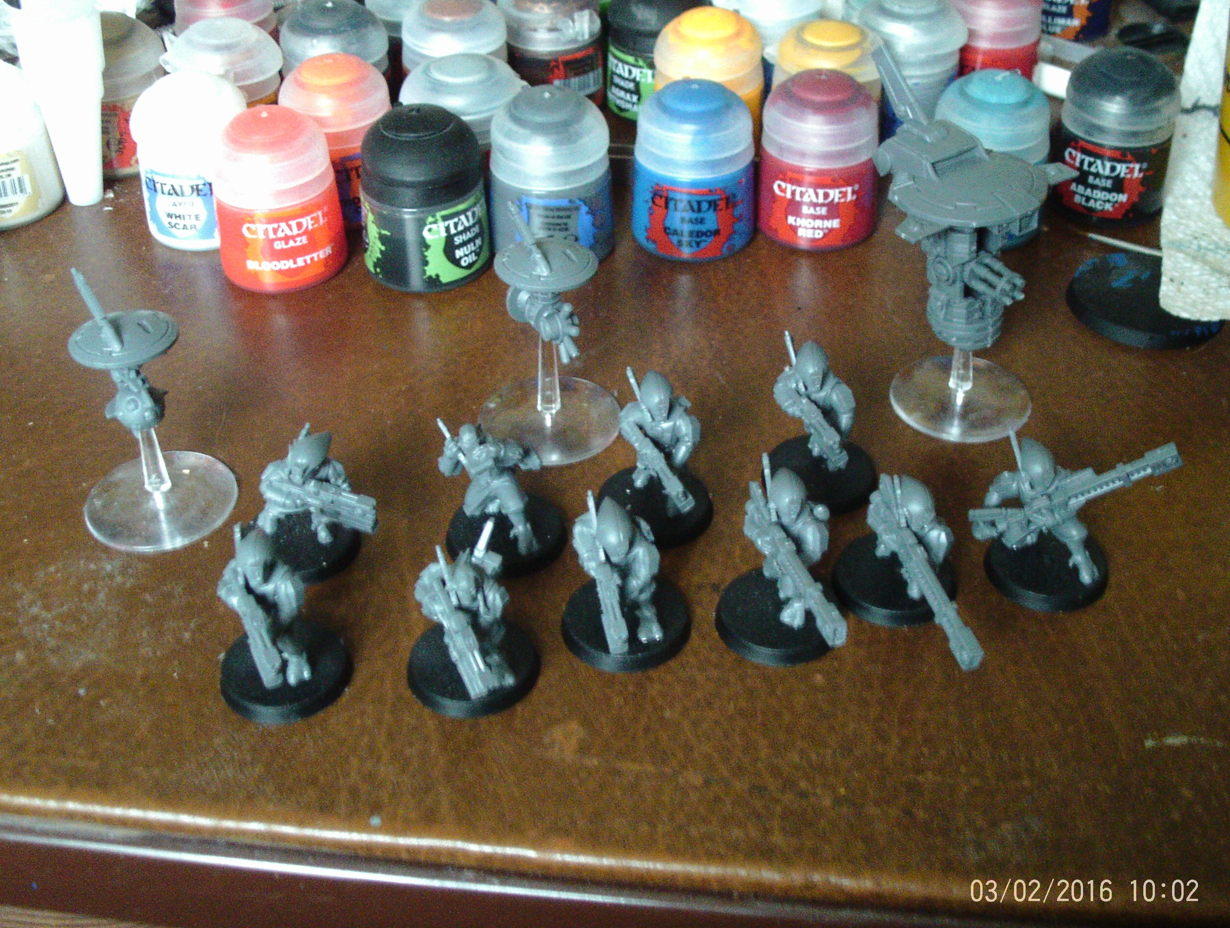 Pathfinders Assembled