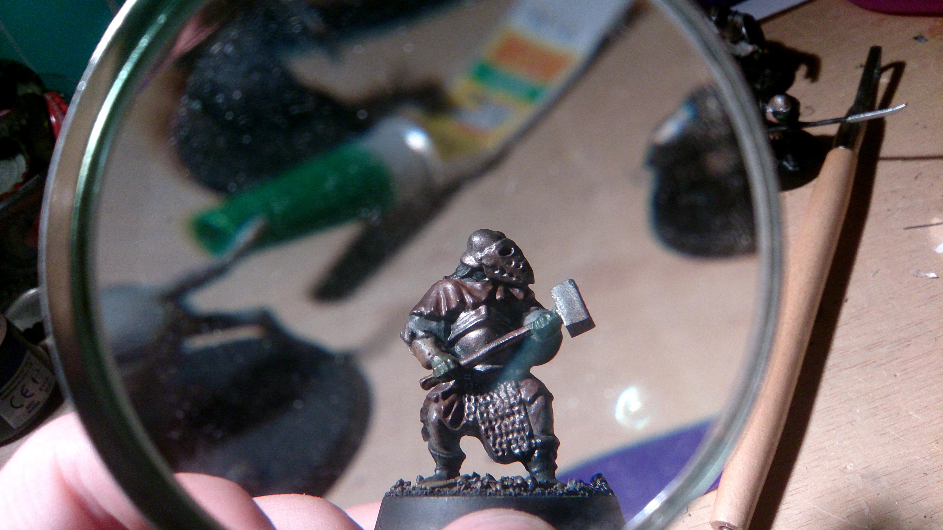 Macbeth Painted and Based