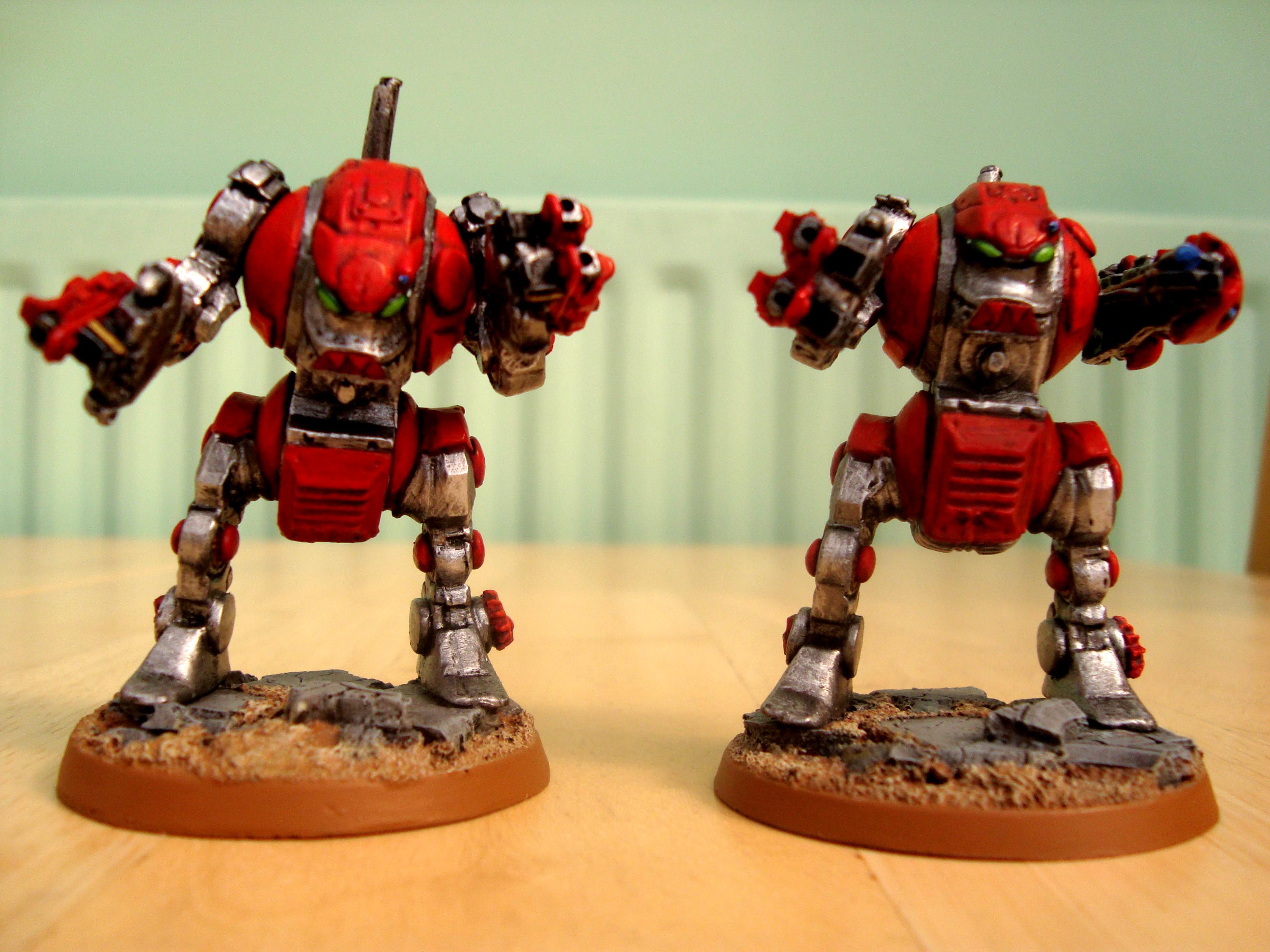Dreadnought, Rogue Trader, Stark Crusaders