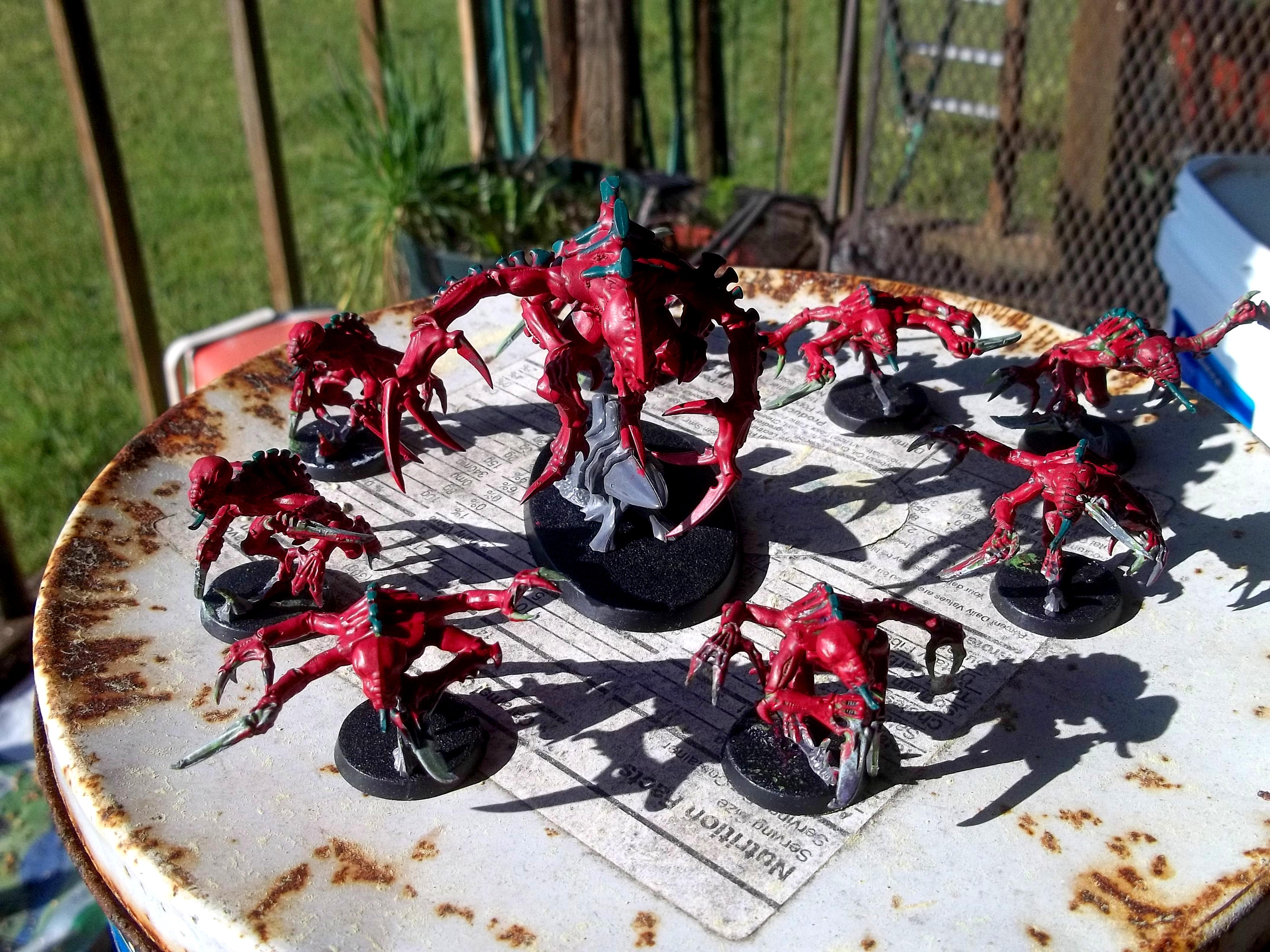 Genestealers with Broodlord