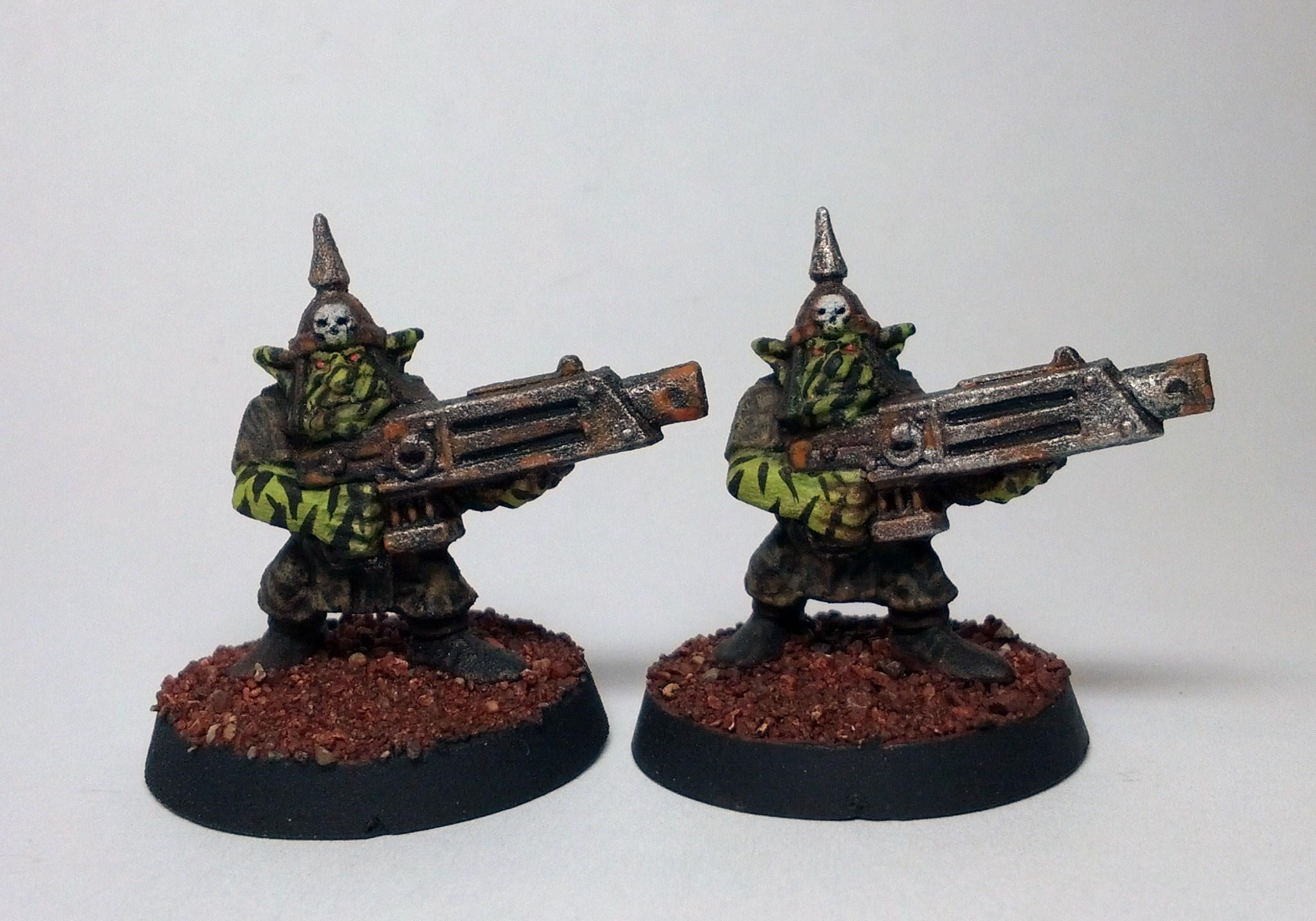 2nd Edition, Blood Axe, Gretchen, Gretchin, Grots, Orks