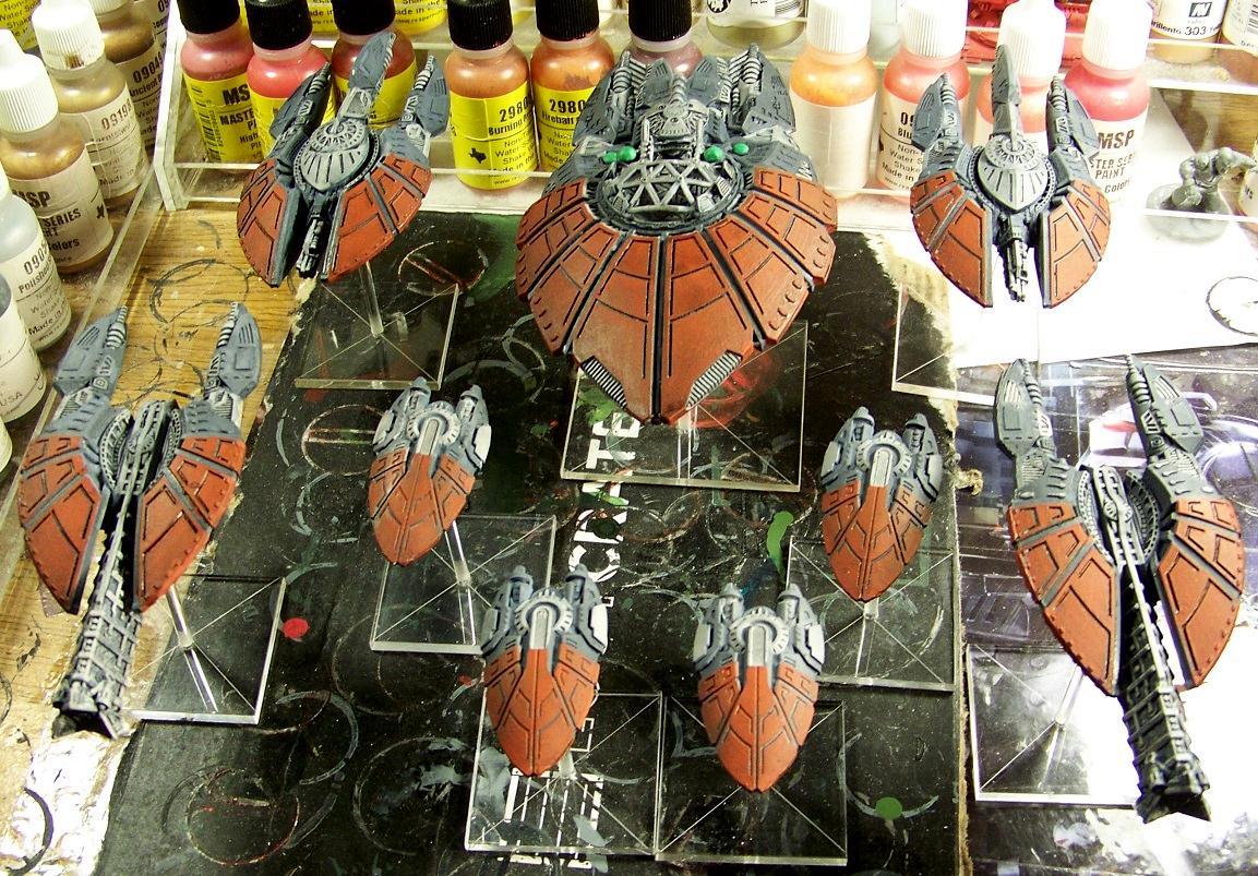 Directorate, Firestorm Armada