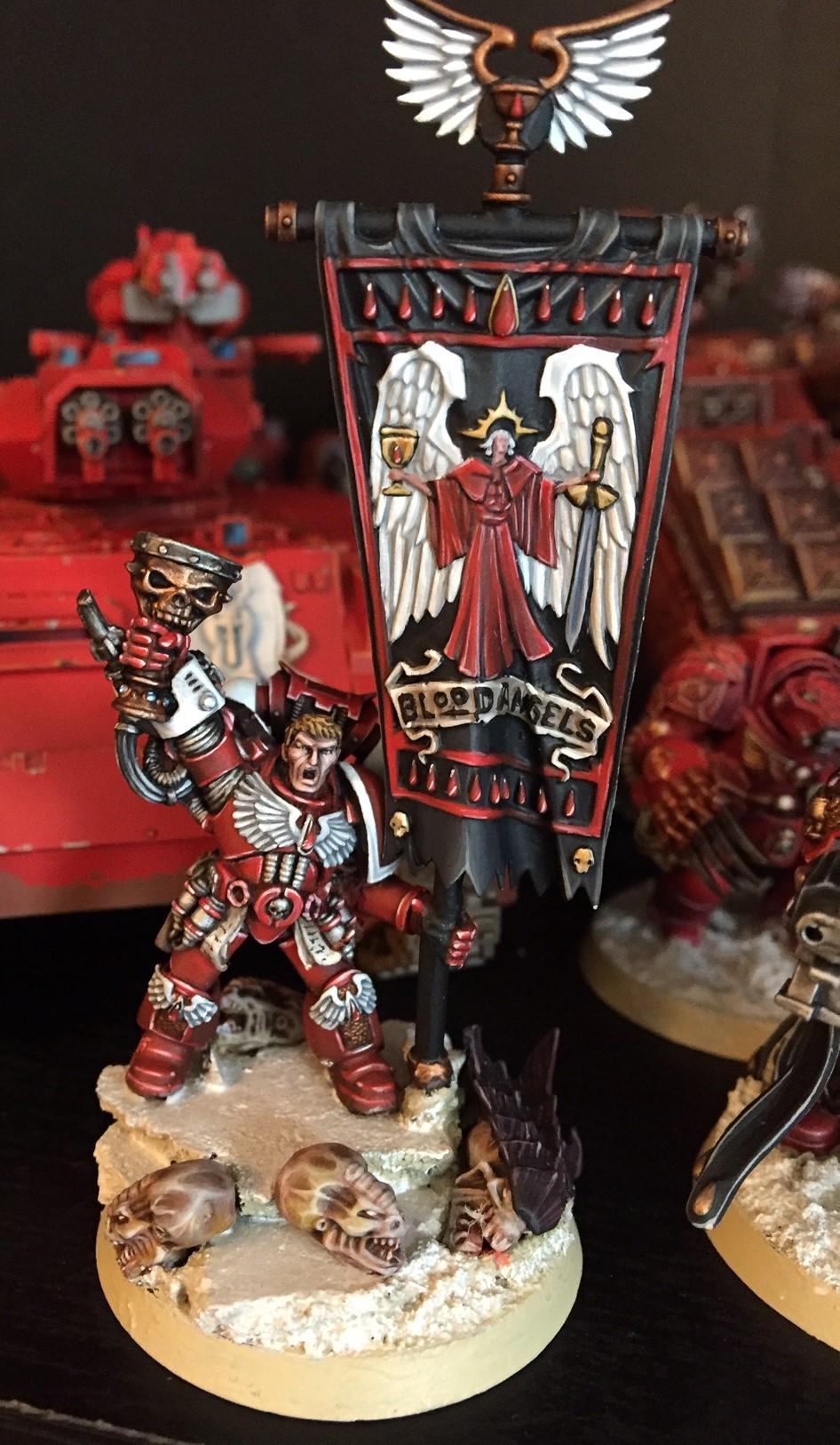 Blood Angels, Corbulo, Standard