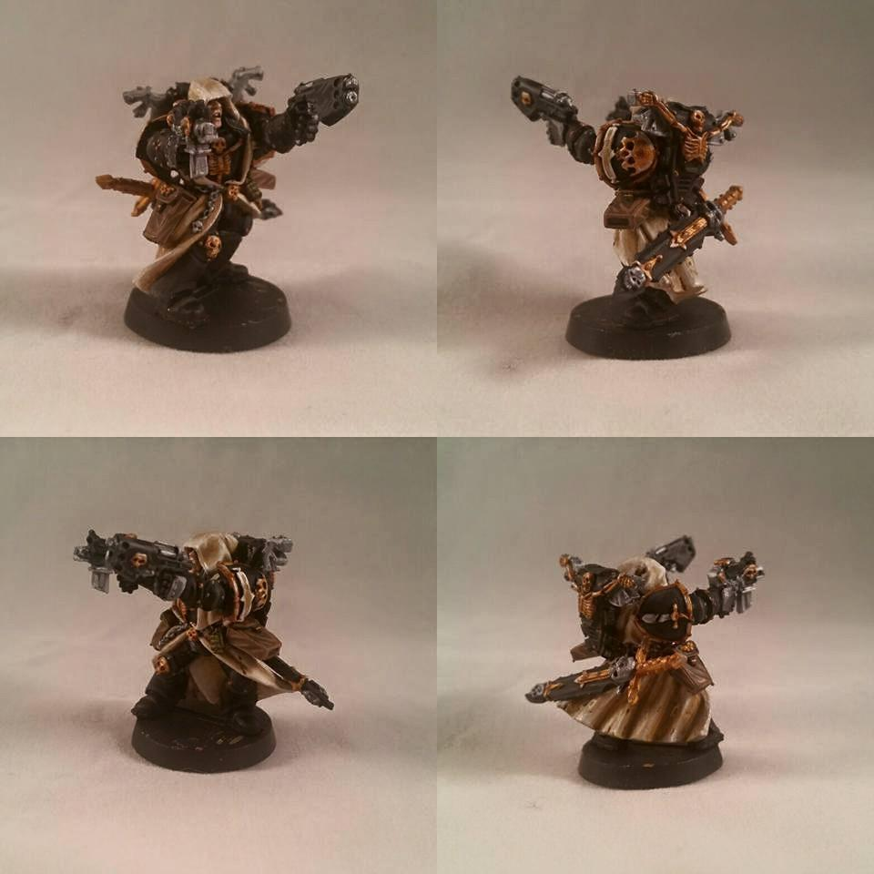 Angel, Bolter, Character, Cypher, Dark, Space, Space Marines