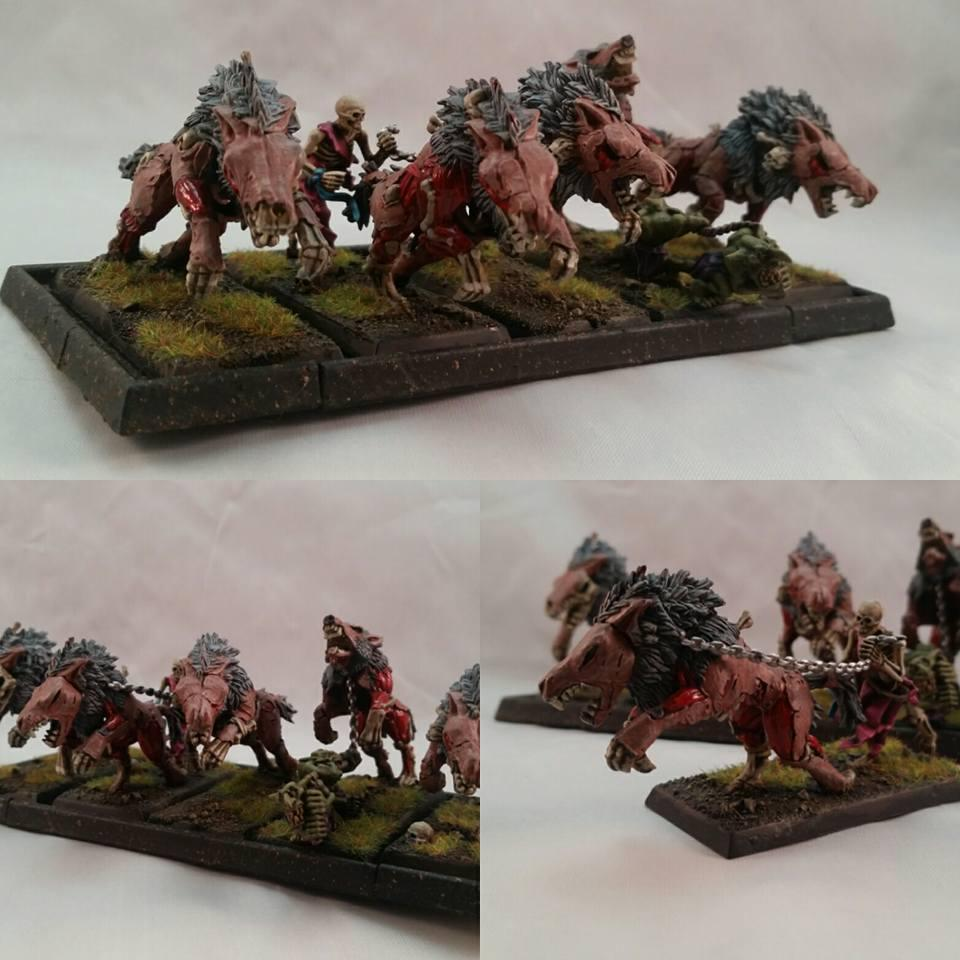 Counts, Dogs, Hounds, Vampire, Warhammer Fantasy