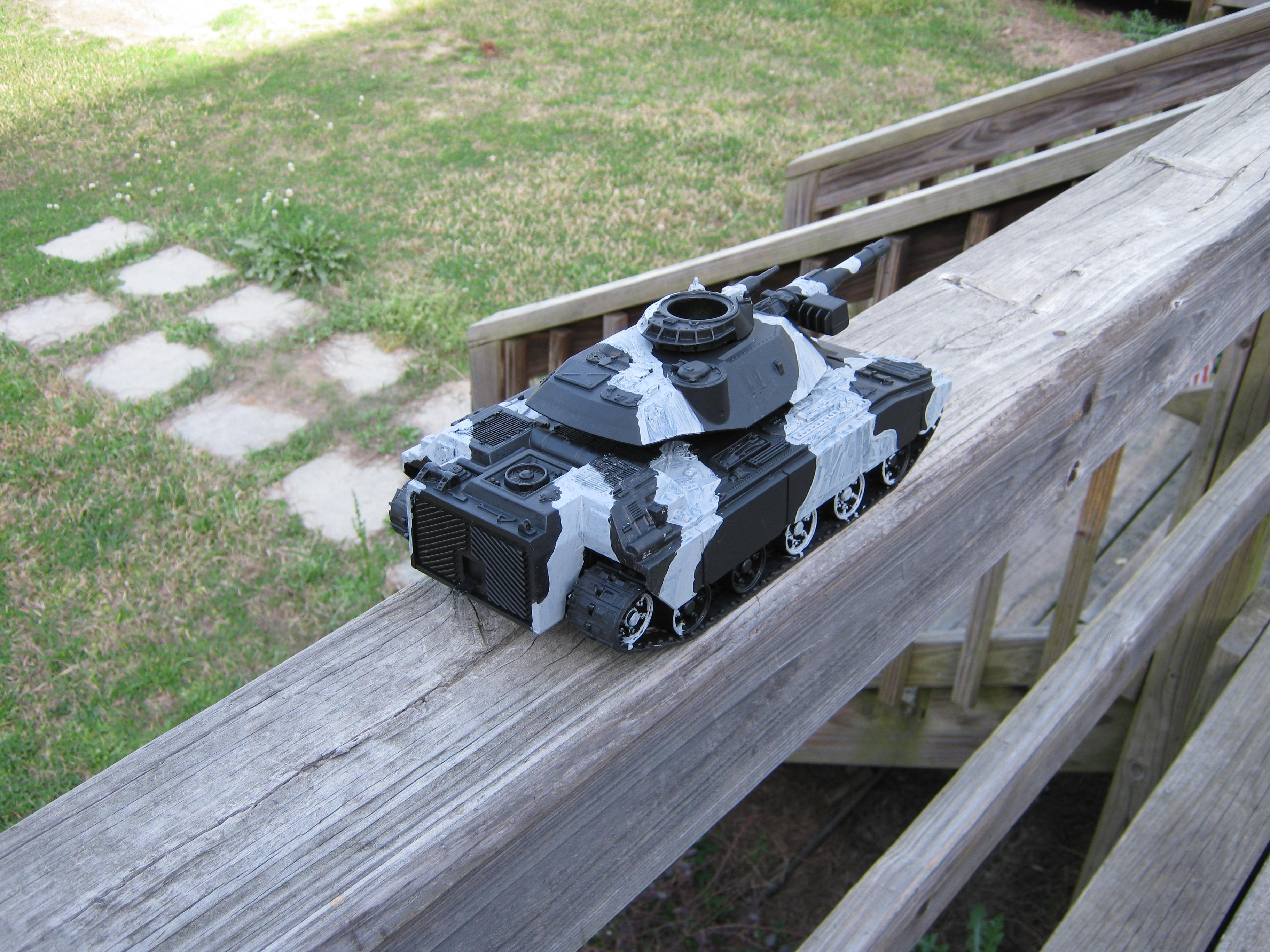 Conversion, G.i. Joe, Mobat, Super-heavy, Tank, Toy