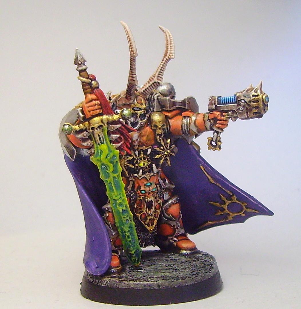 Chaos, Chosen, Warhammer 40,000