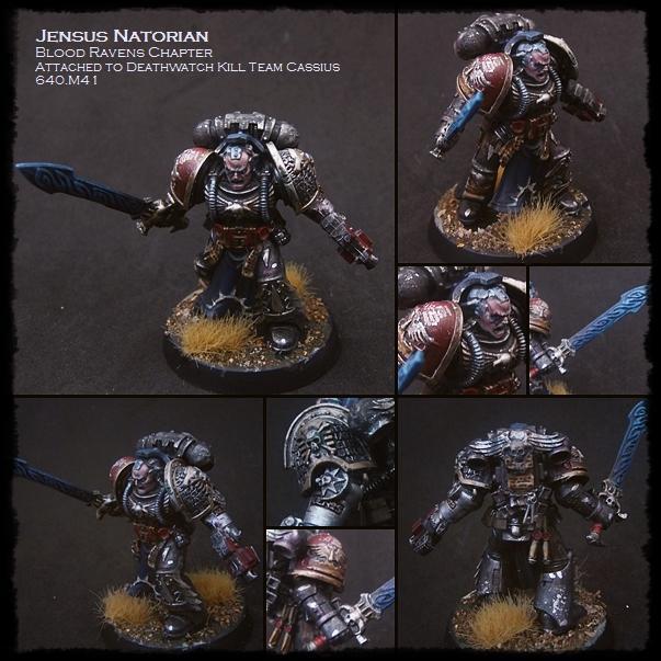 Blood Ravens, Deathwatch, Space Marines, Warhammer 40,000