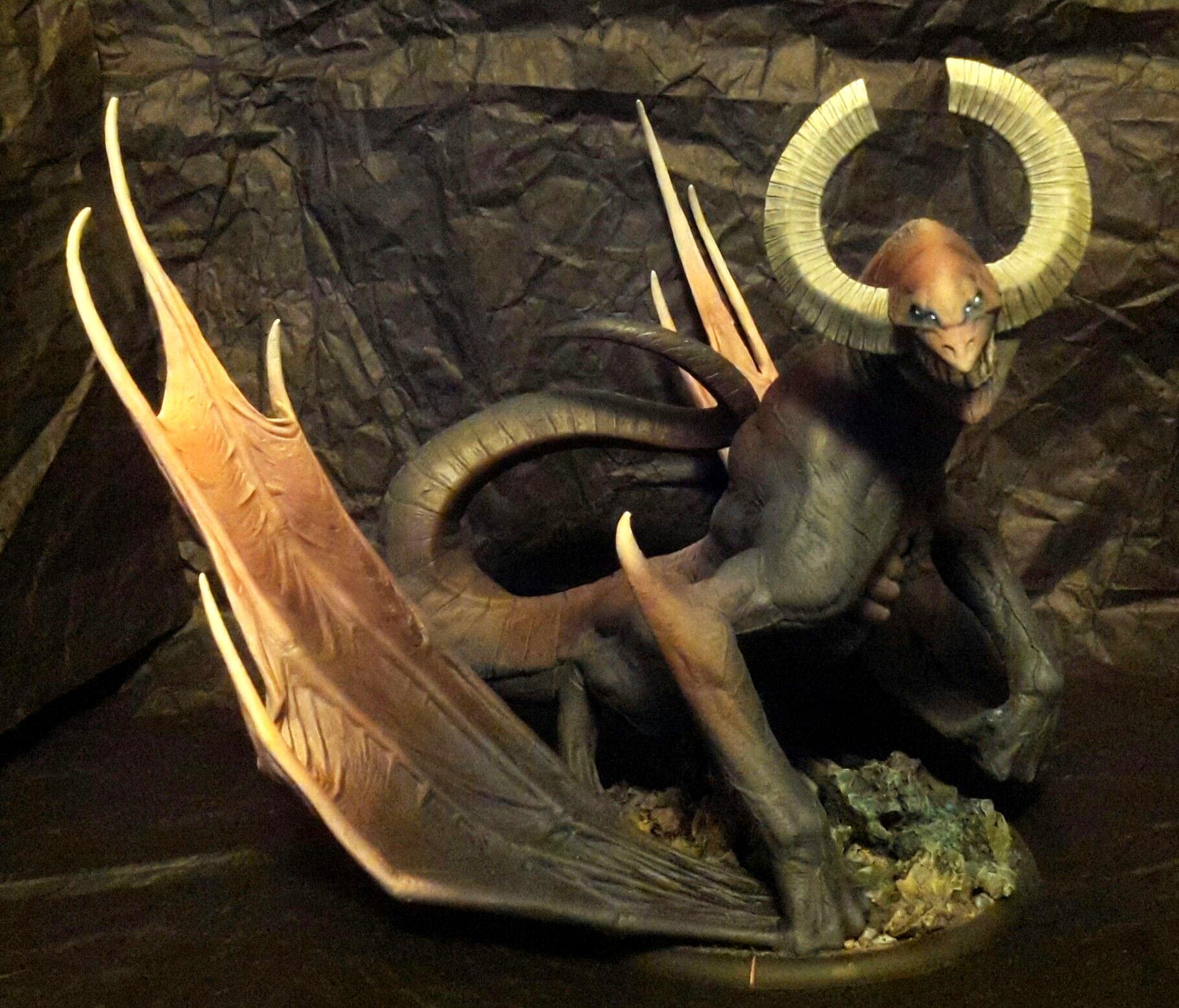 Dragon, Kingdom Death