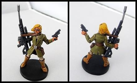 Spectre Ops, The Gun