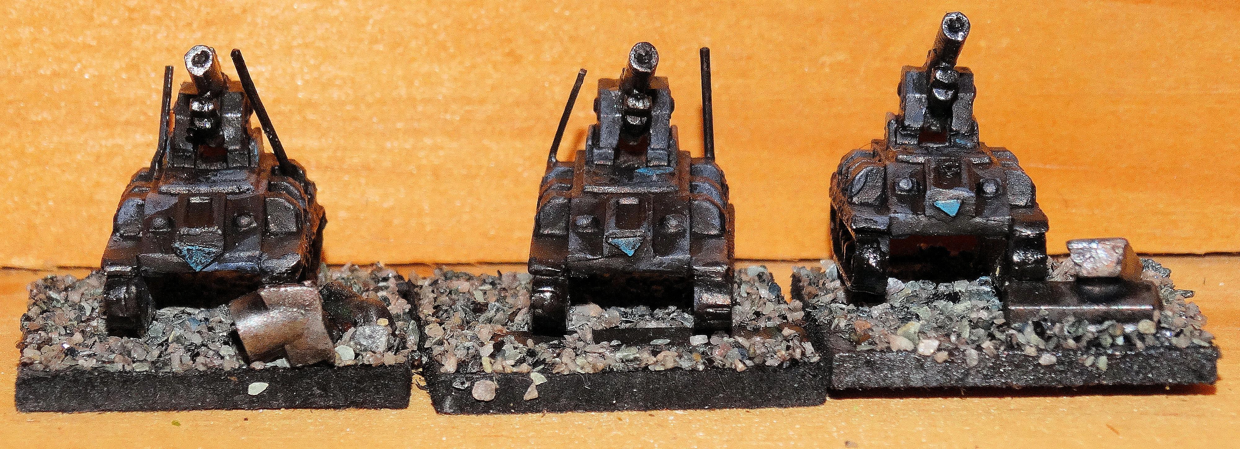 A Battery 13th Company 511th Hrin Artillery