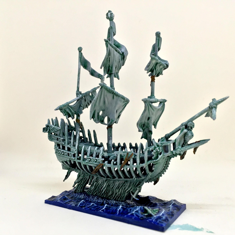 Dreadfleet, Naval, Ships, Specialist Games, Warhammer Fantasy