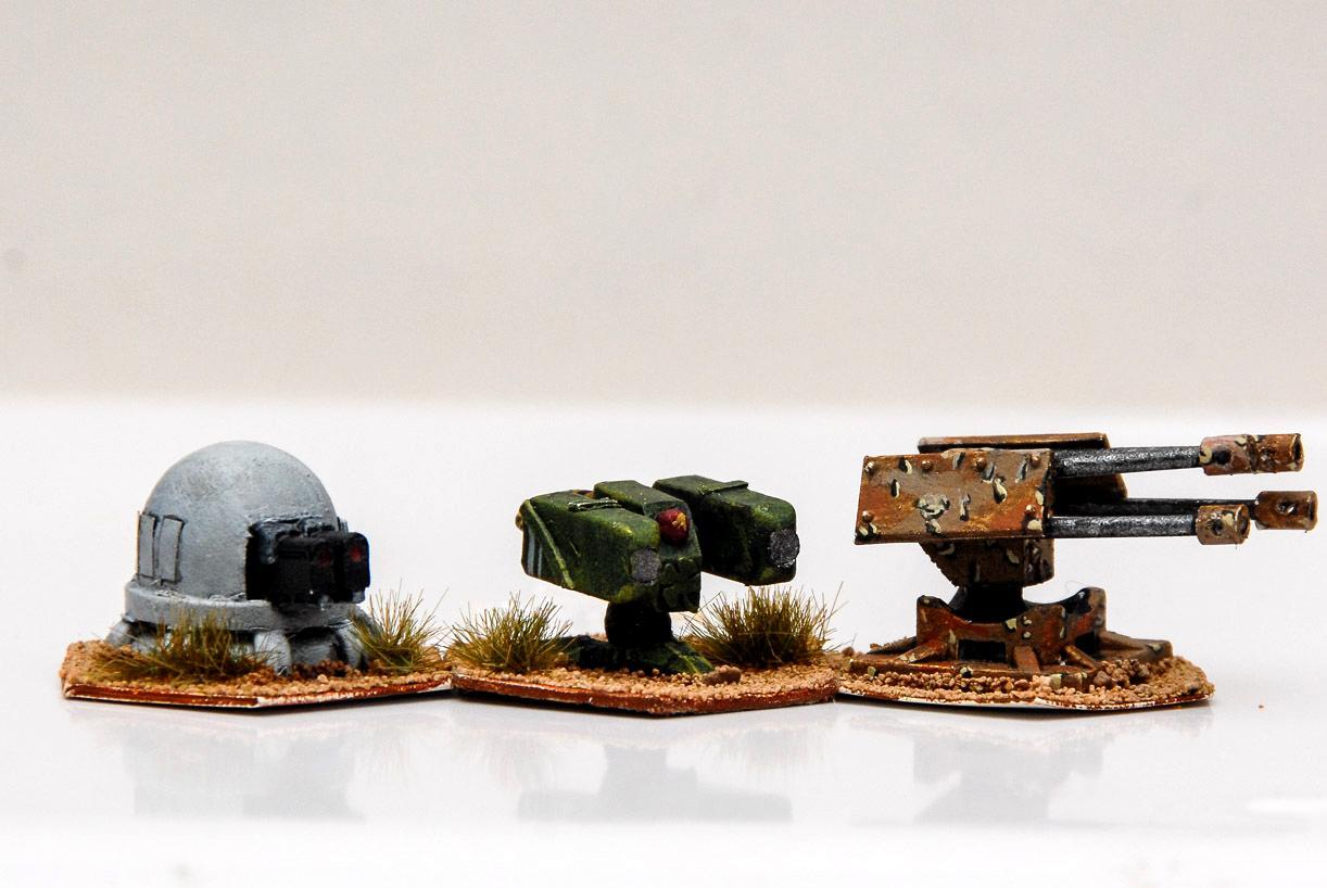 Battletech, Defence Turret, Guns, Kurita, Mech, Objective Marker, Scratch Build, Terrain