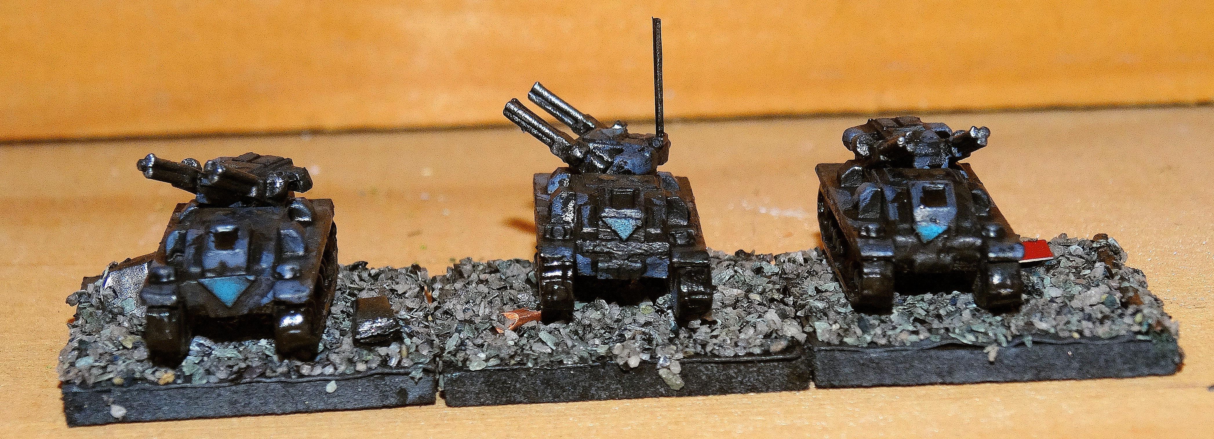 B Battery 1st Company 232nd Hrin Infantry