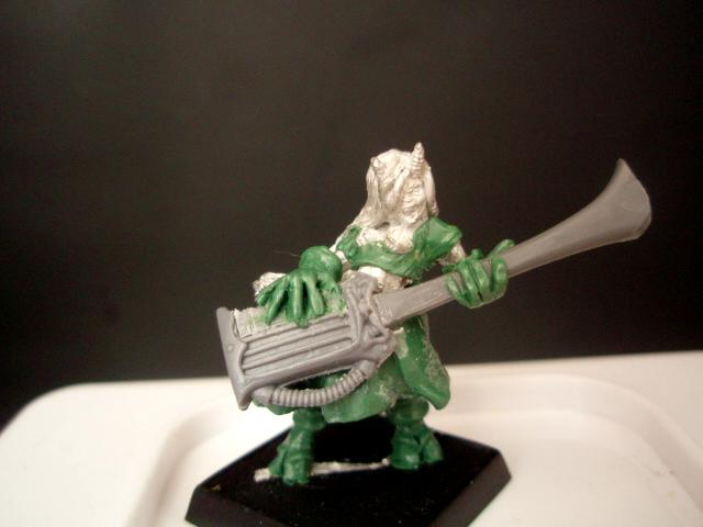 Bard, Conversion, Edward Myst, Sculpting, Warhammer Fantasy