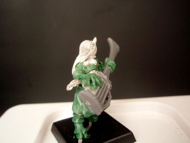 Warhammer Fantasy, Faun Bard