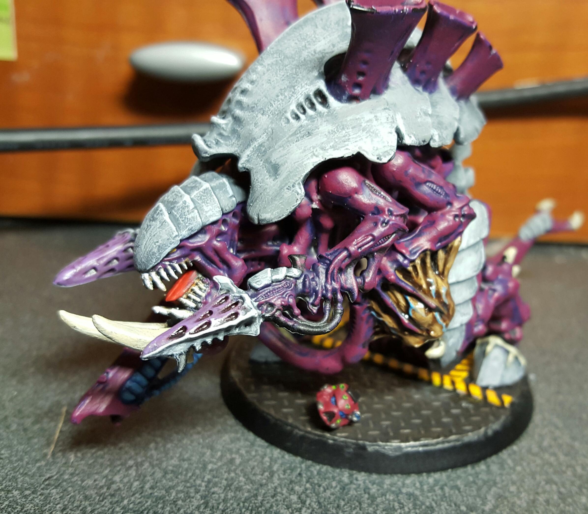 Carnifex, Dakkafex, Devourer, Monstrous Creatures, Stranglethorn, Tyranids