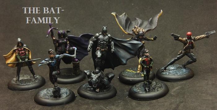 Batman, Bmg, Knight Models, Robin