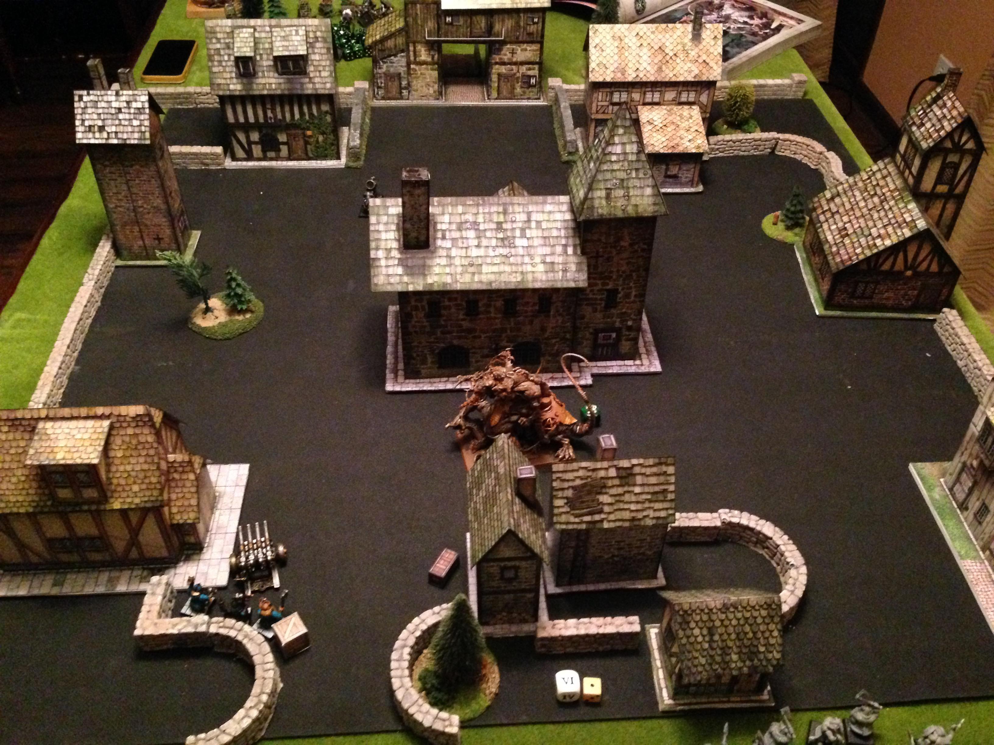 Age Of Sigmar, Battle Report, Duardin, Dwarves, End Times, Models, Skaven, Warhammer Fantasy