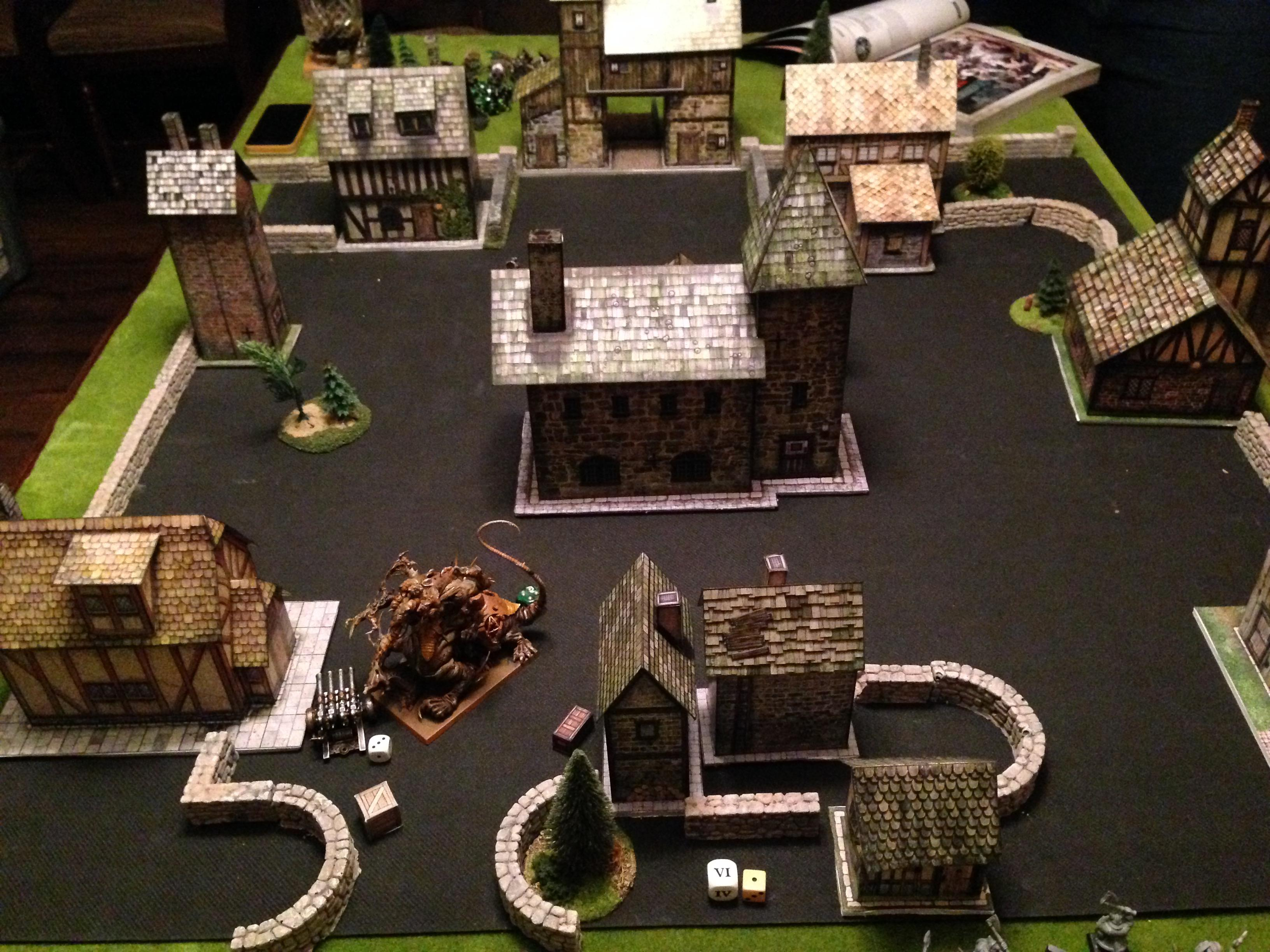 Age Of Sigmar, Battle Report, Duardin, Dwarves, End Times, Models, Skaven, Warhammer Fantasy