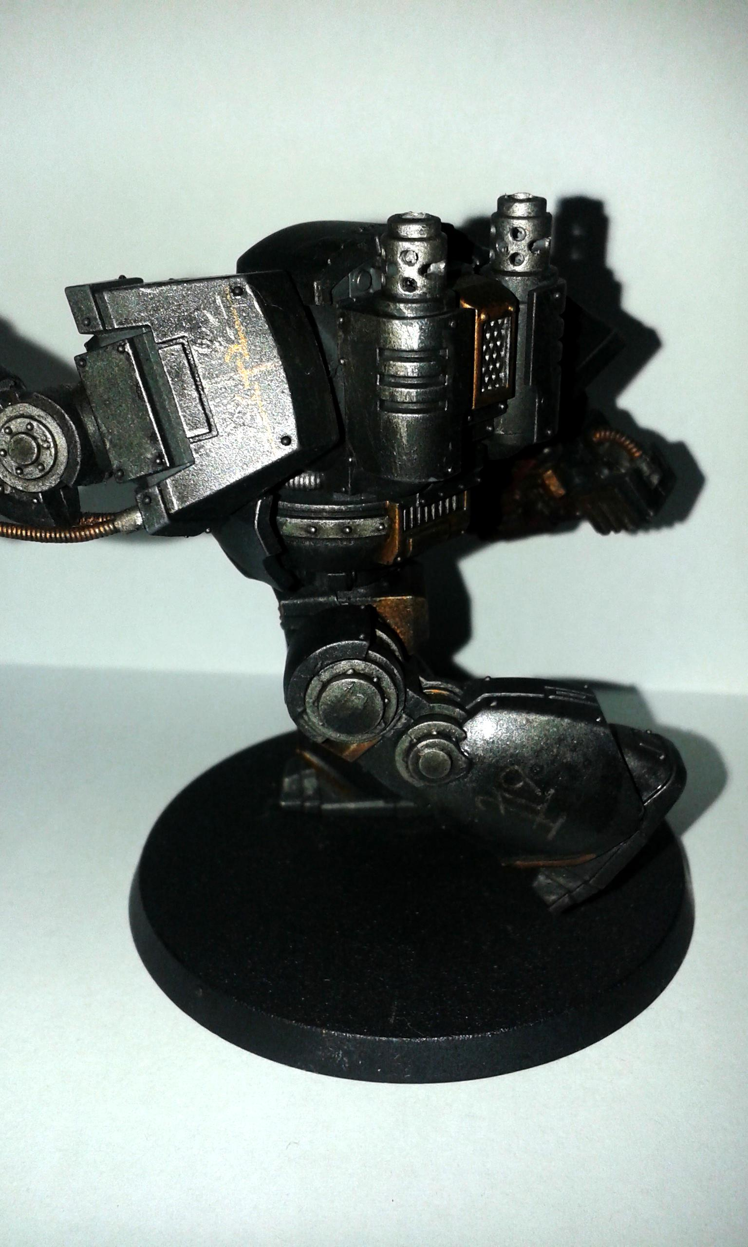 Contemptor, Dark Angels