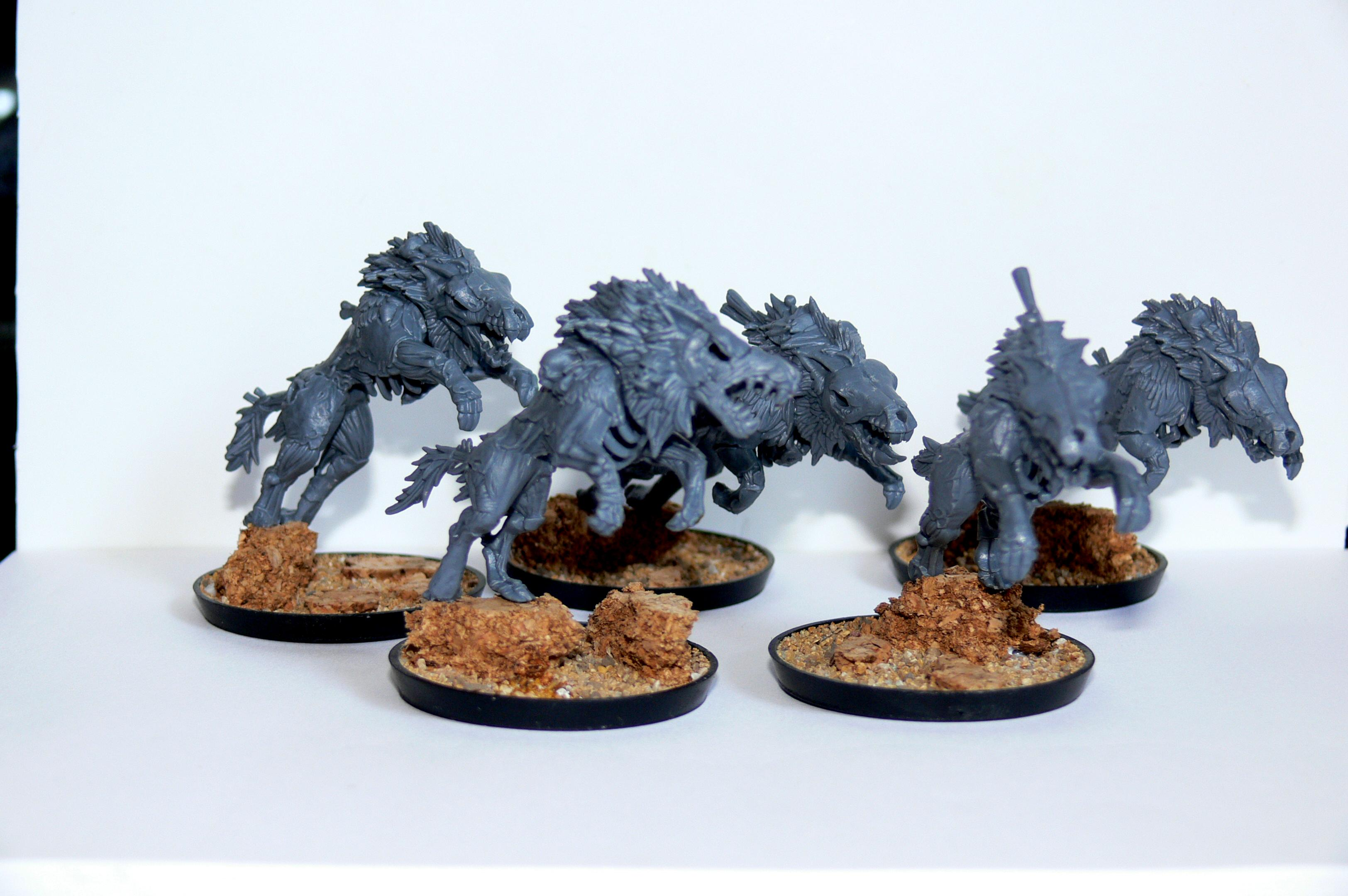 Dire Wolves, Vampire Counts