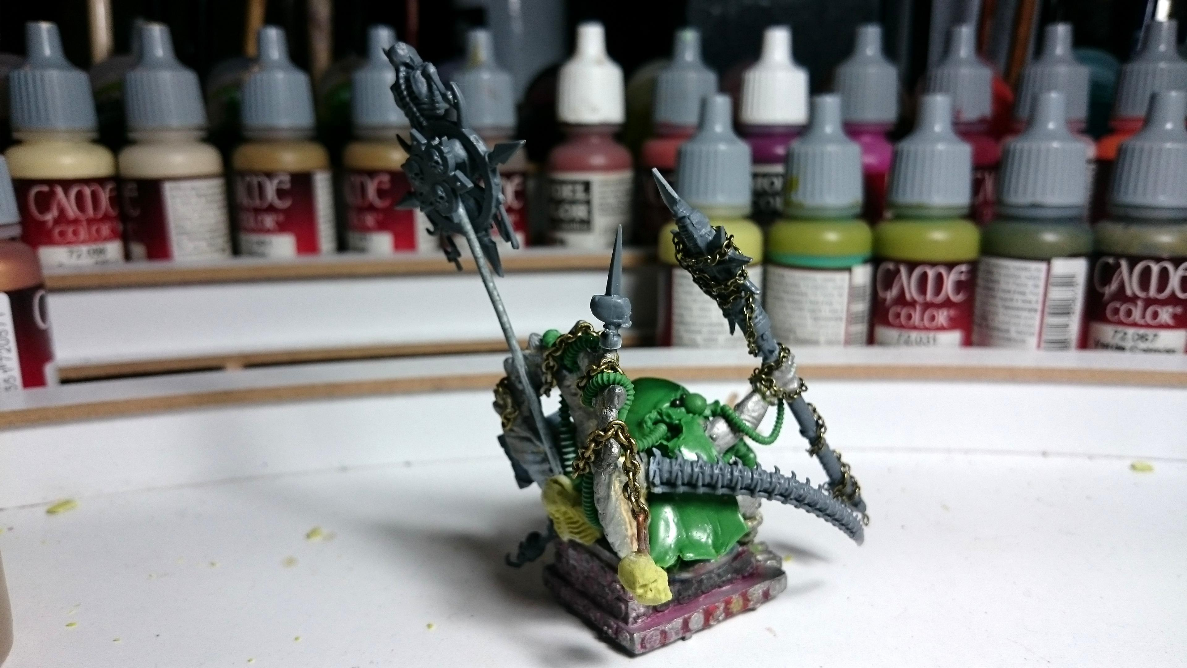 Chaos, Chaos Space Marines, Daemons, Nurgle, Plague, Prince, Space, Space Marines, Warhammer 40,000, Warhammer Fantasy, Wh40