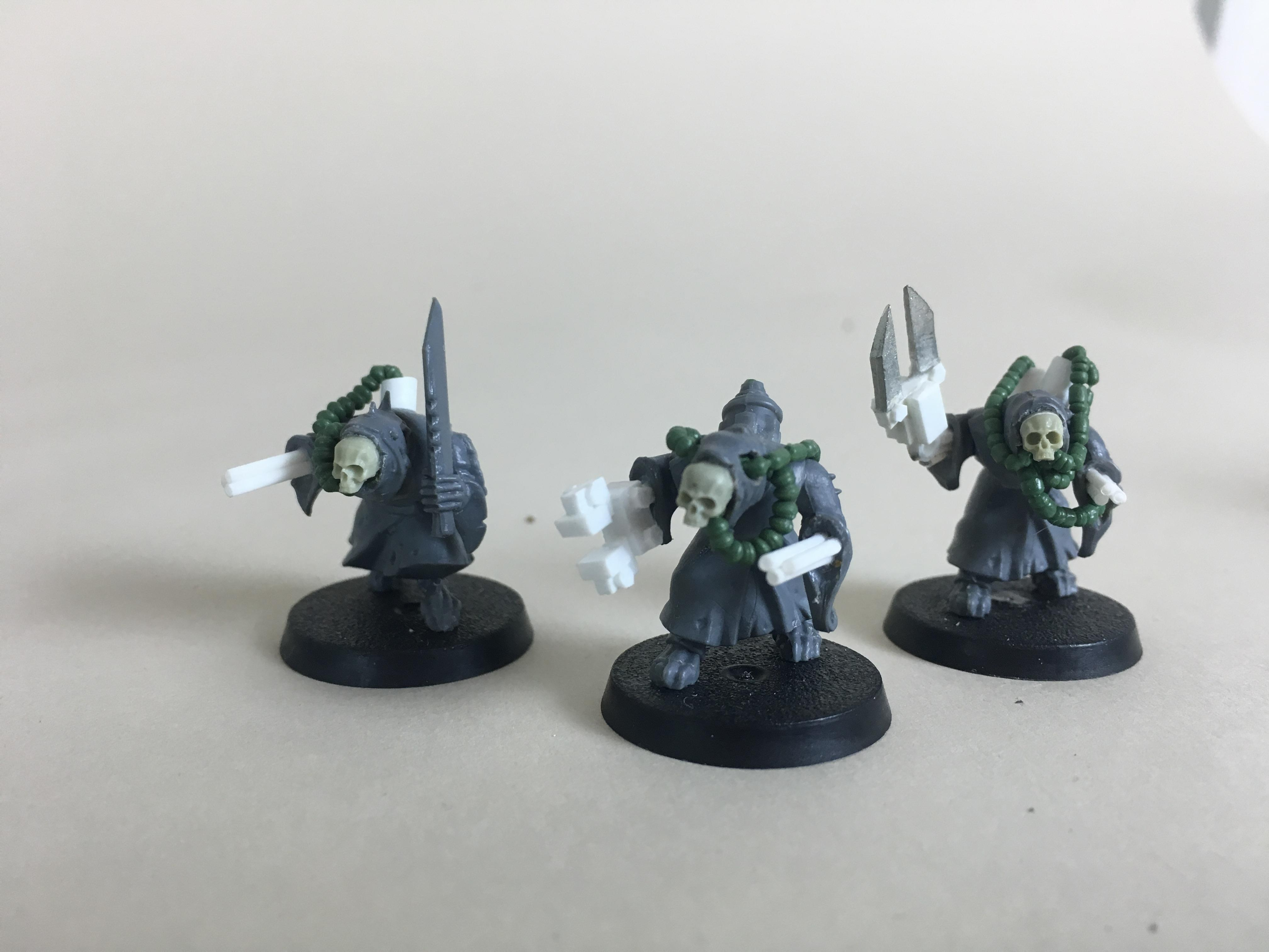 Acolytes, Adeptus Mechanicus, Chaos, Chaos Spawn, Dark Mechanicus, Greater Chaos Spawn, Lords Of Decay, Mechanicus, Nurgle, Scratch Build, Skitarii, Spawn