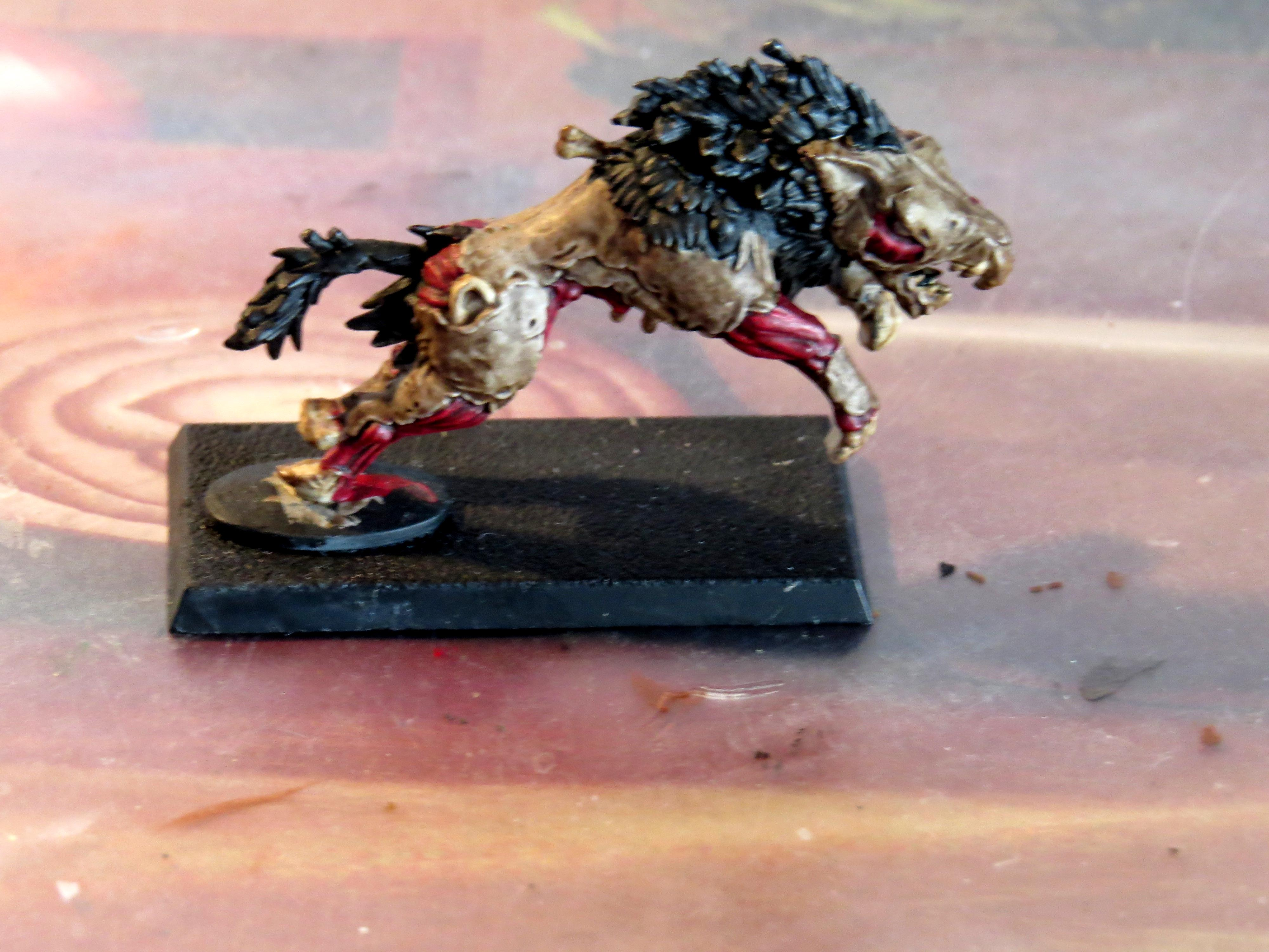 Dire Wolf, Undead, Vampire Counts