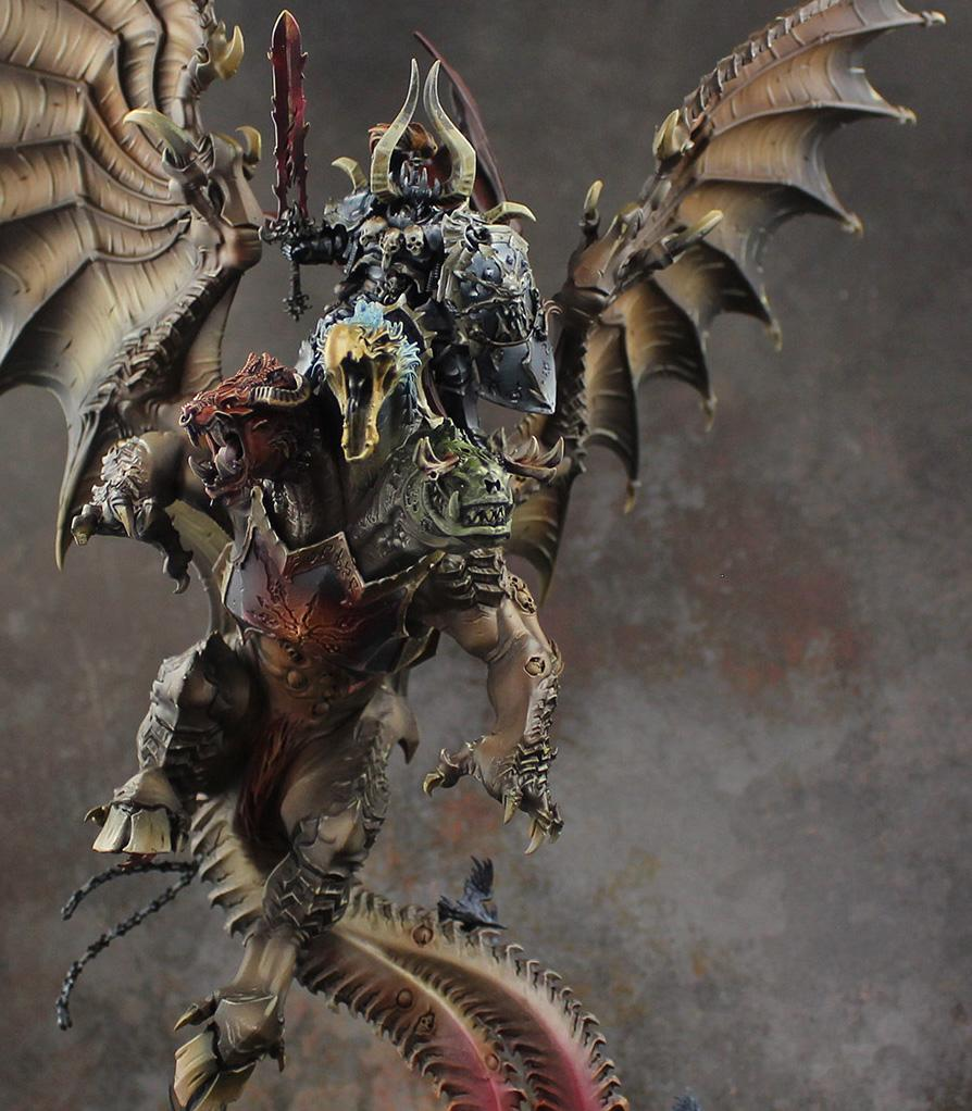 Archaon, Chaos