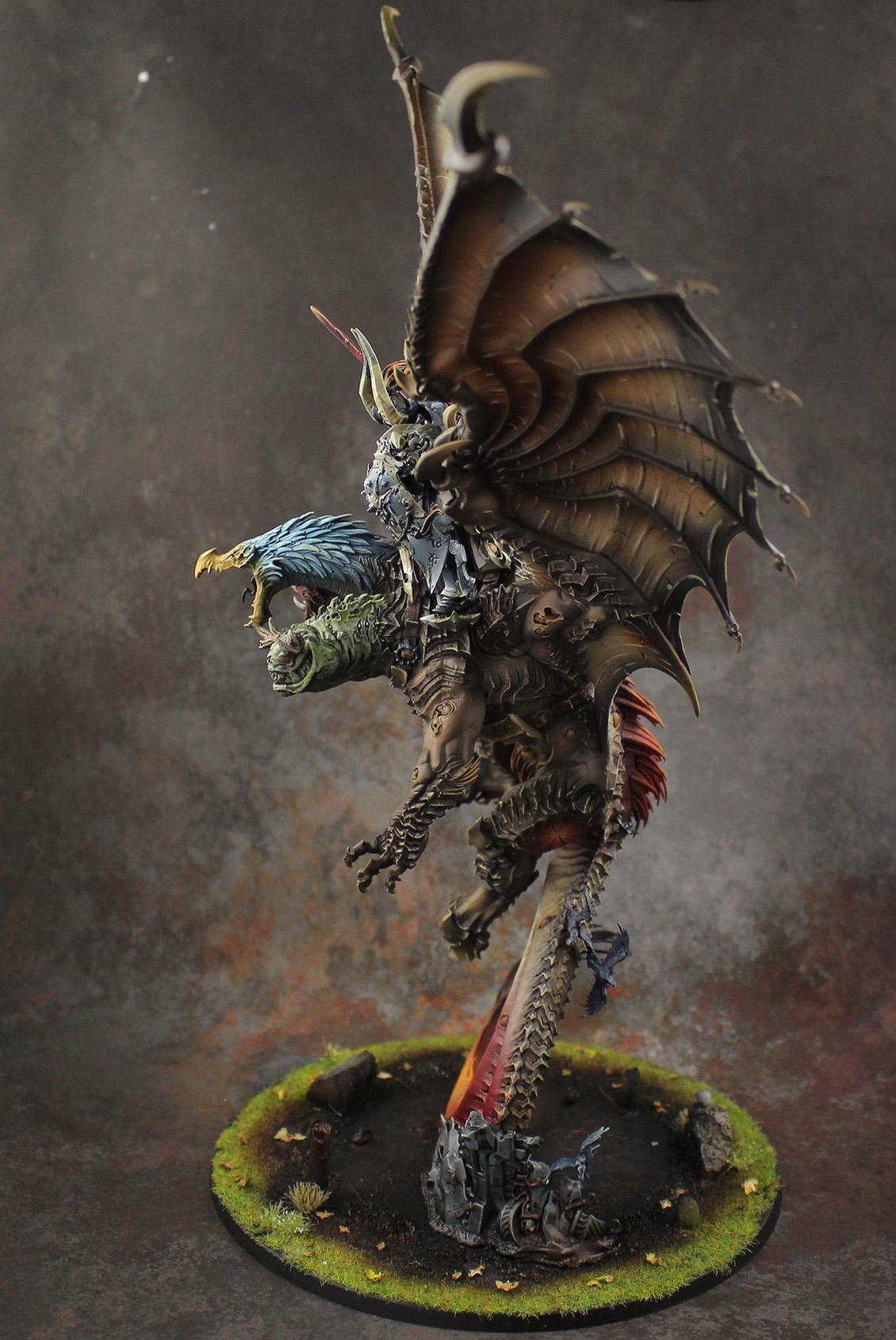 Age Of Sigmar, Archaon, Lord Of The End Times