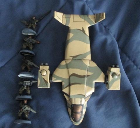 Condor, Drop Ship, Flyer, Shuttle