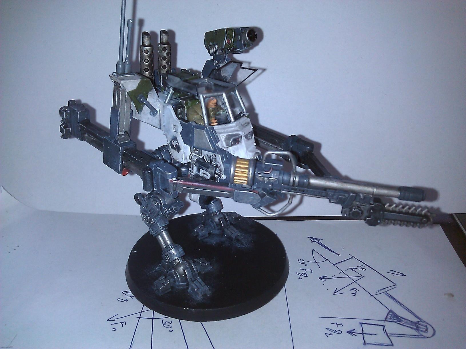 Conversion, Imperial Guard, Sentinel