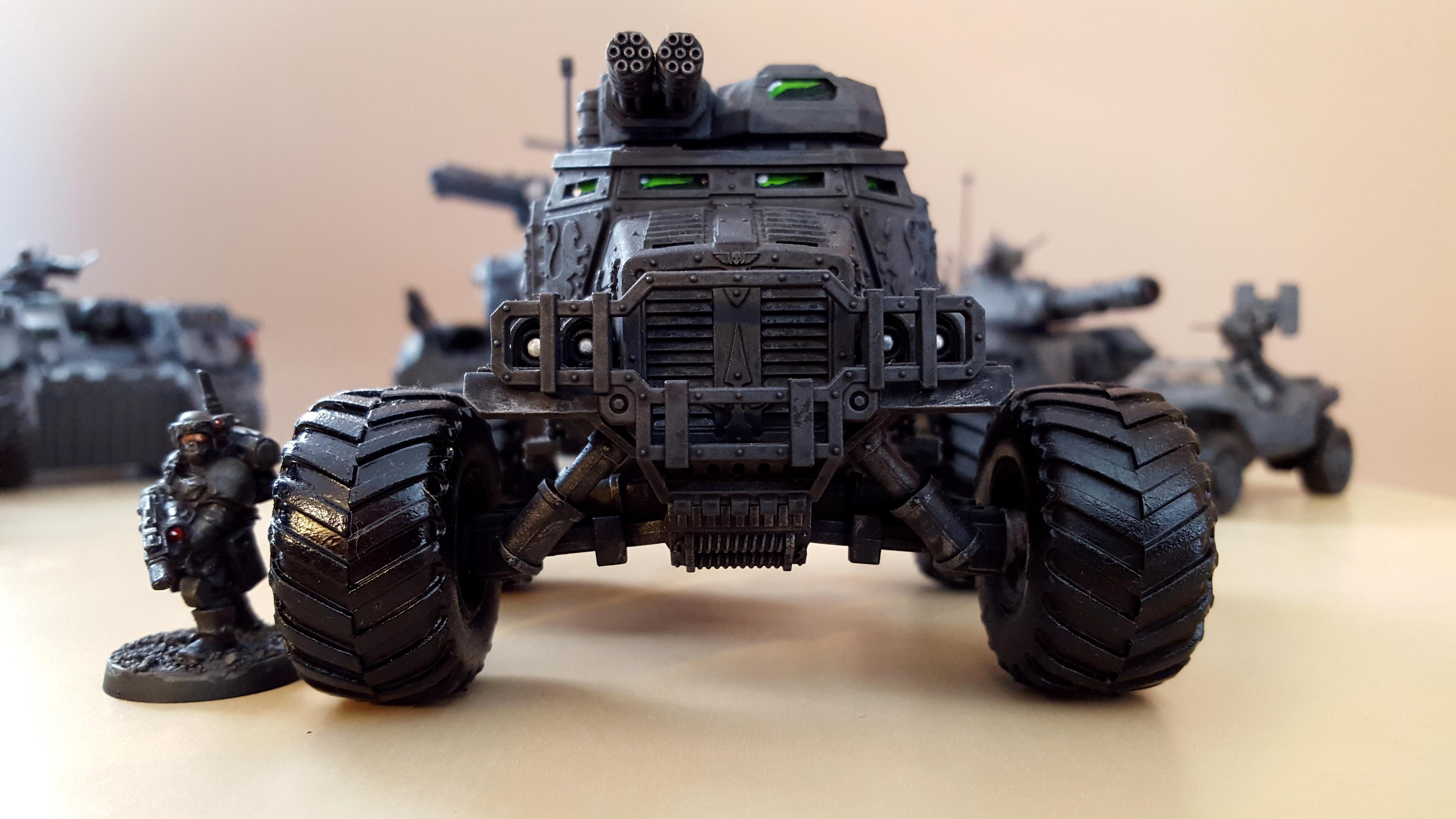 Mechanized, Mwrap, Tires, Truck, Wheels